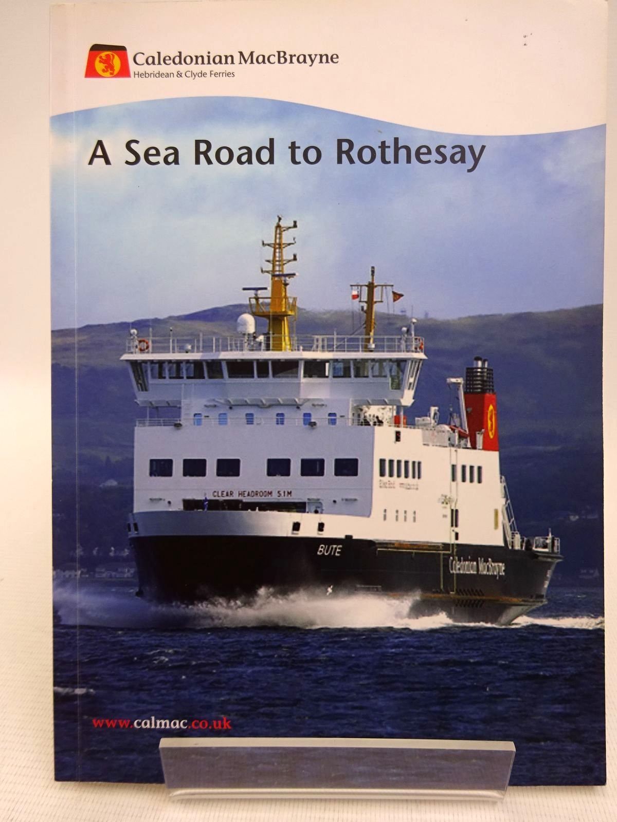Photo of A SEA ROAD TO ROTHESAY- Stock Number: 1816802