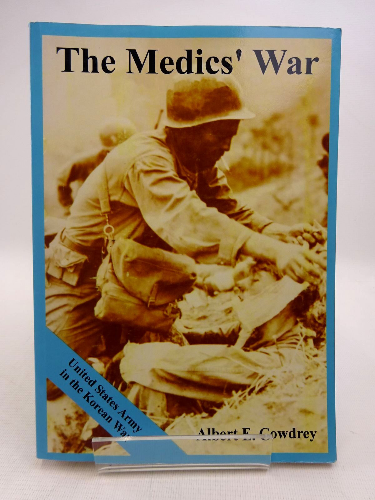 Photo of THE MEDICS' WAR- Stock Number: 1816834