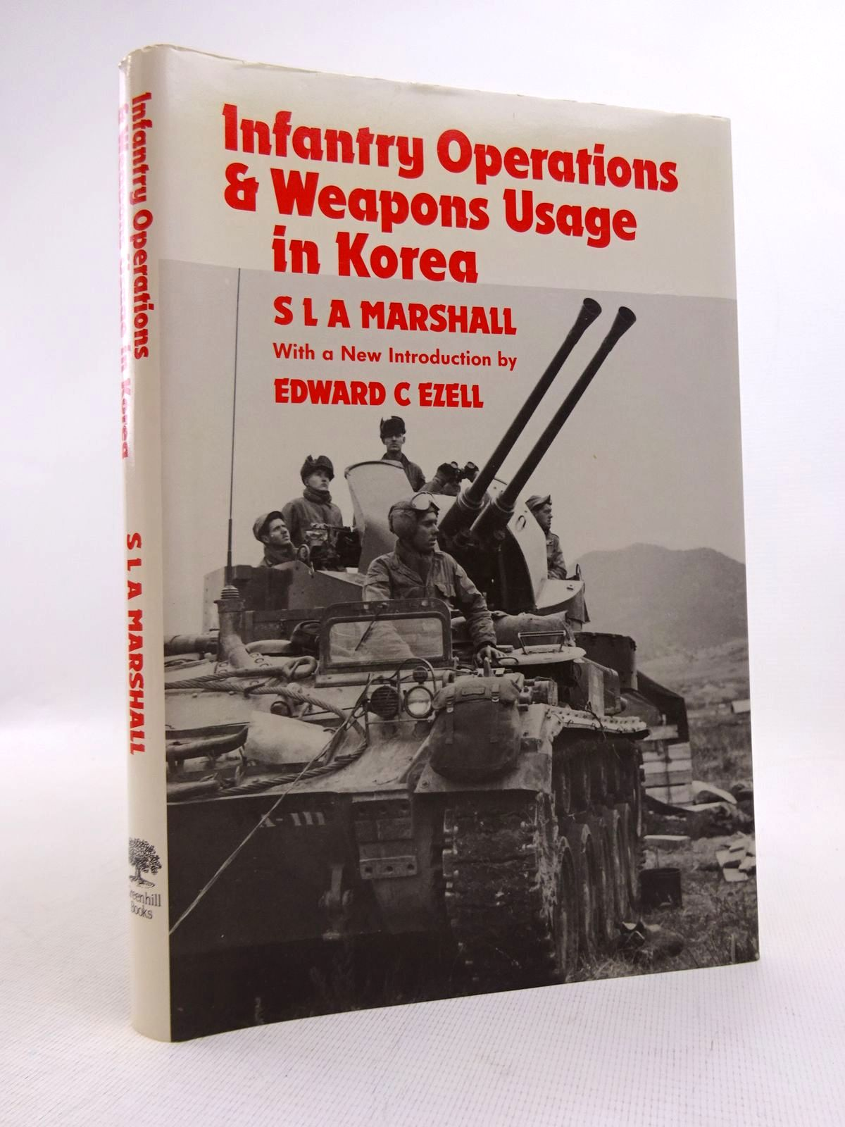 Photo of INFANTRY OPERATIONS & WEAPONS USAGE IN KOREA- Stock Number: 1816859