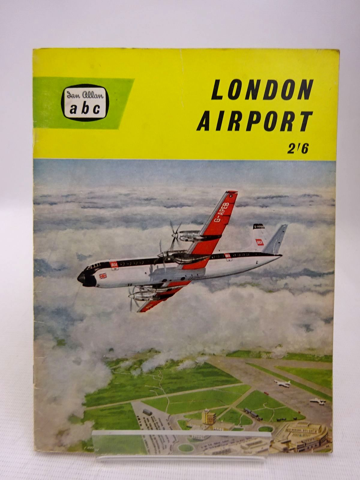 Photo of LONDON AIRPORT- Stock Number: 1816912