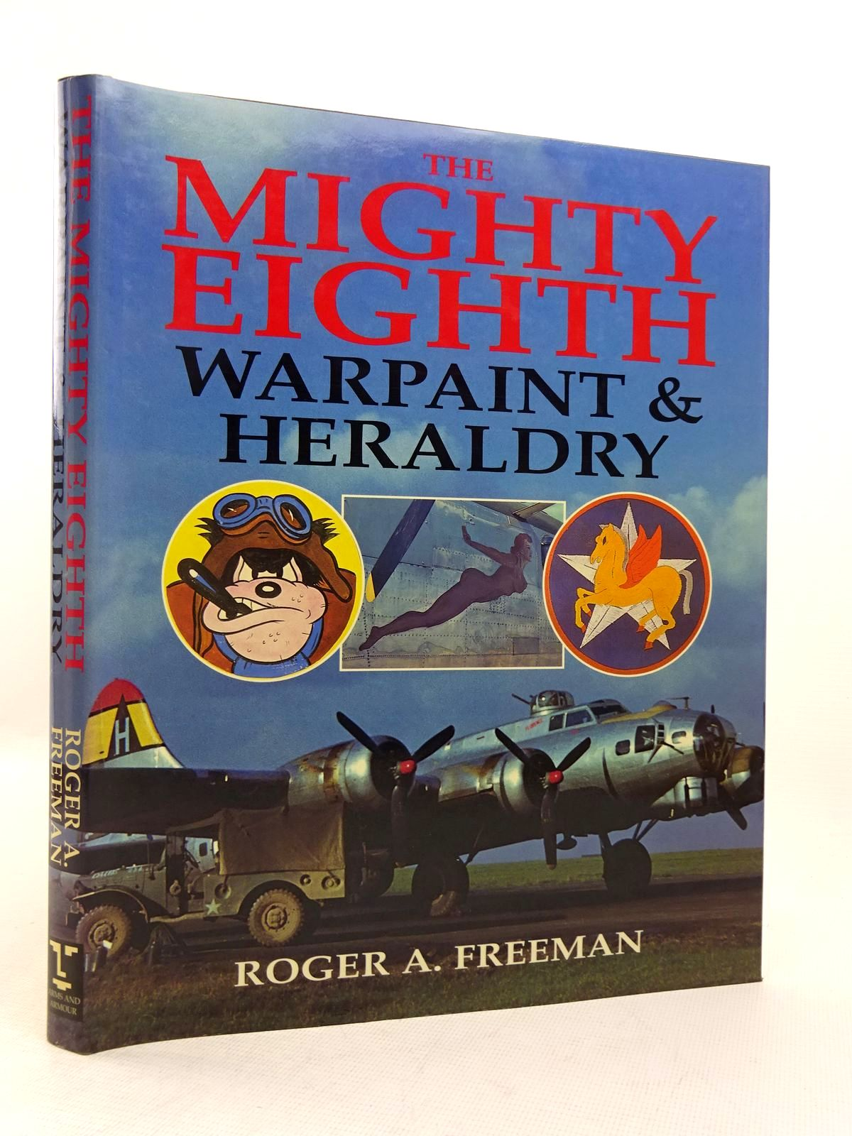 Photo of THE MIGHTY EIGHTH: WARPAINT AND HERALDRY- Stock Number: 1816921