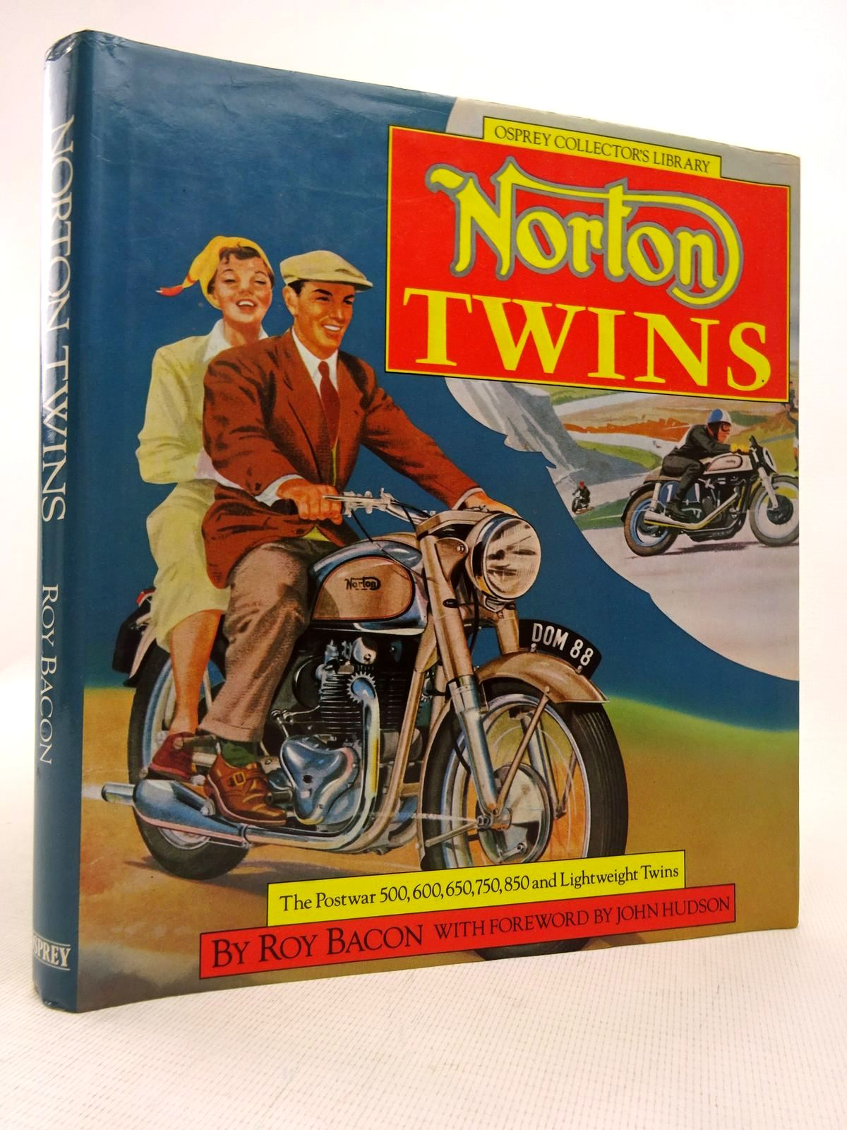 Photo of NORTON TWINS written by Bacon, Roy published by Osprey Publishing (STOCK CODE: 1816950)  for sale by Stella & Rose's Books