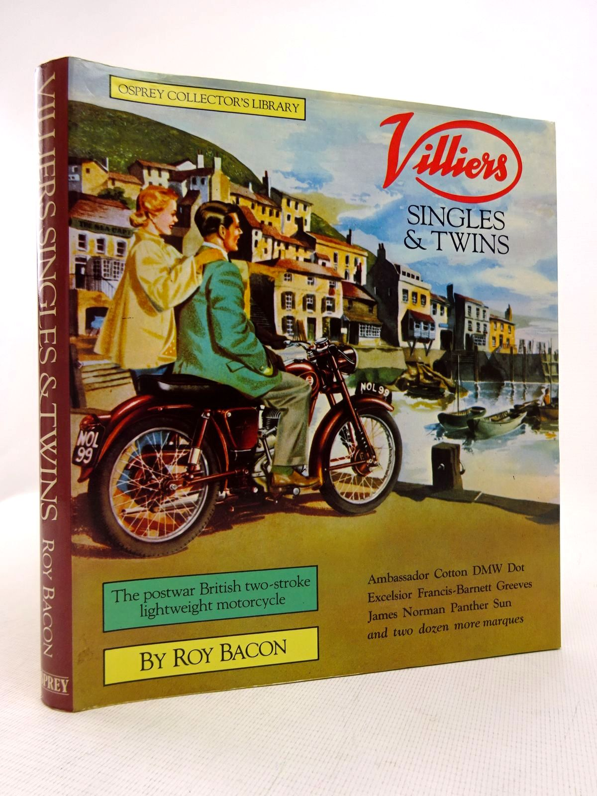 Photo of VILLIERS SINGLES & TWINS written by Bacon, Roy published by Osprey Publishing (STOCK CODE: 1816953)  for sale by Stella & Rose's Books