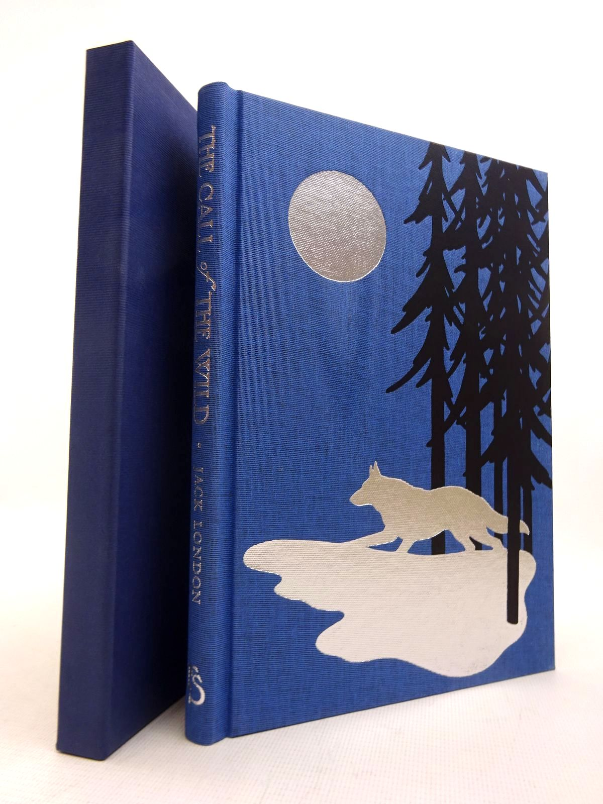 Photo of THE CALL OF THE WILD written by London, Jack illustrated by Rorer, Abigail published by Folio Society (STOCK CODE: 1817020)  for sale by Stella & Rose's Books