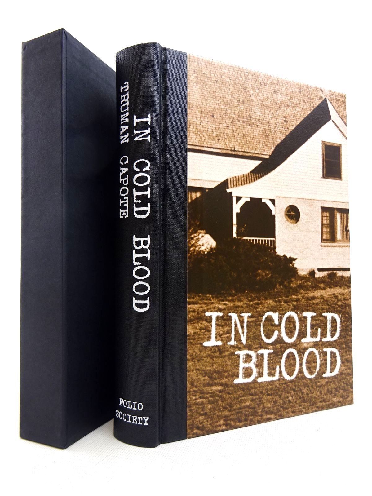 Photo of IN COLD BLOOD written by Capote, Truman published by Folio Society (STOCK CODE: 1817023)  for sale by Stella & Rose's Books