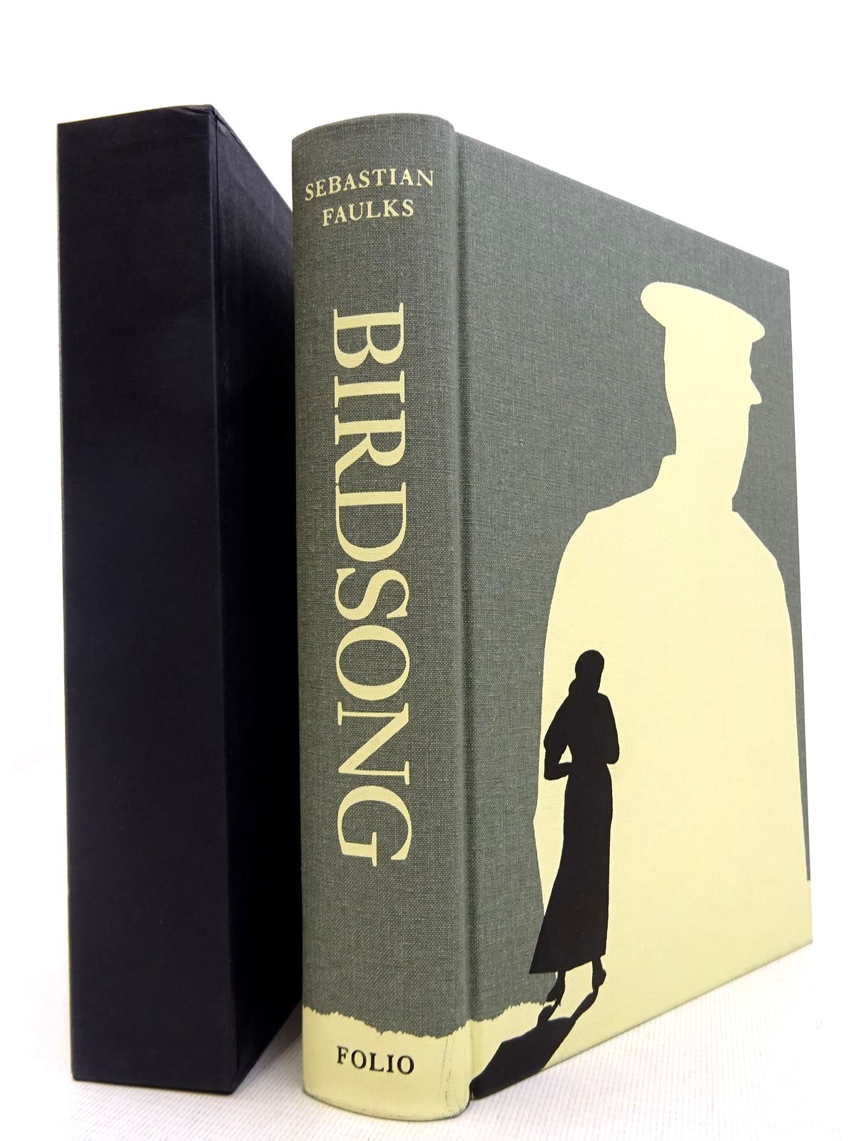 Photo of BIRDSONG written by Faulks, Sebastian illustrated by Harasymowicz, Swava published by Folio Society (STOCK CODE: 1817032)  for sale by Stella & Rose's Books