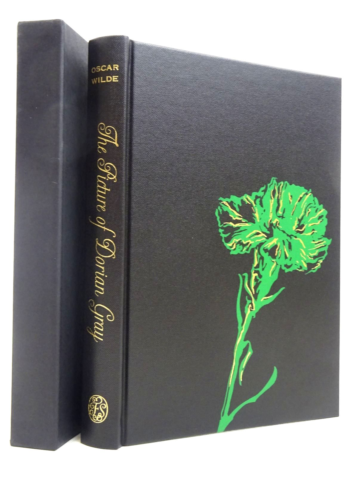 Photo of THE PICTURE OF DORIAN GRAY written by Wilde, Oscar illustrated by Clark, Emma Chichester published by Folio Society (STOCK CODE: 1817078)  for sale by Stella & Rose's Books