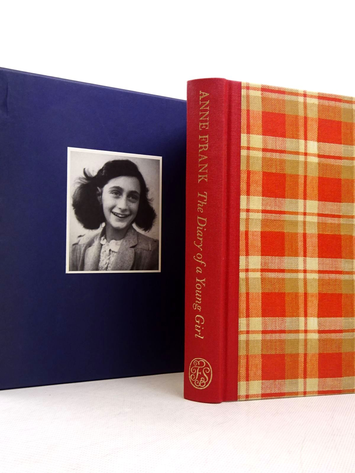 Photo of ANNE FRANK THE DIARY OF A YOUNG GIRL written by Frank, Anne published by Folio Society (STOCK CODE: 1817079)  for sale by Stella & Rose's Books