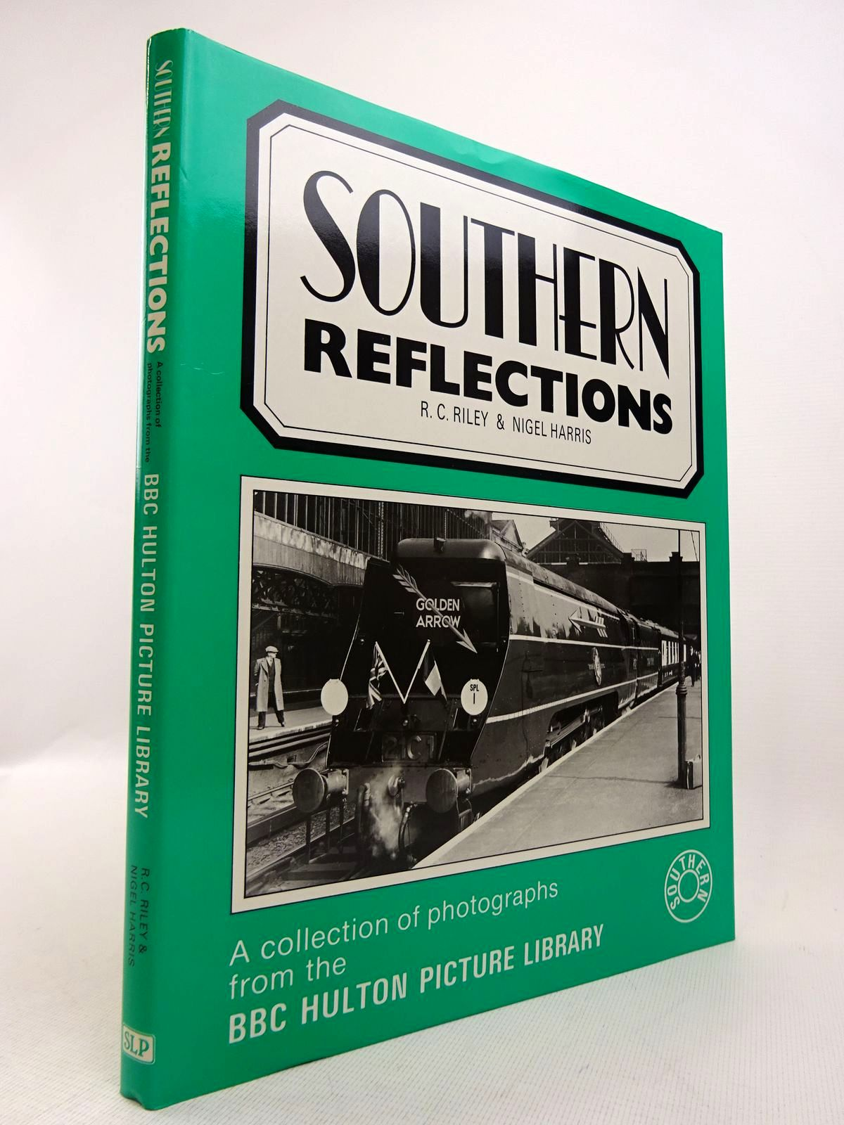 Photo of SOUTHERN REFLECTIONS written by Riley, R.C.