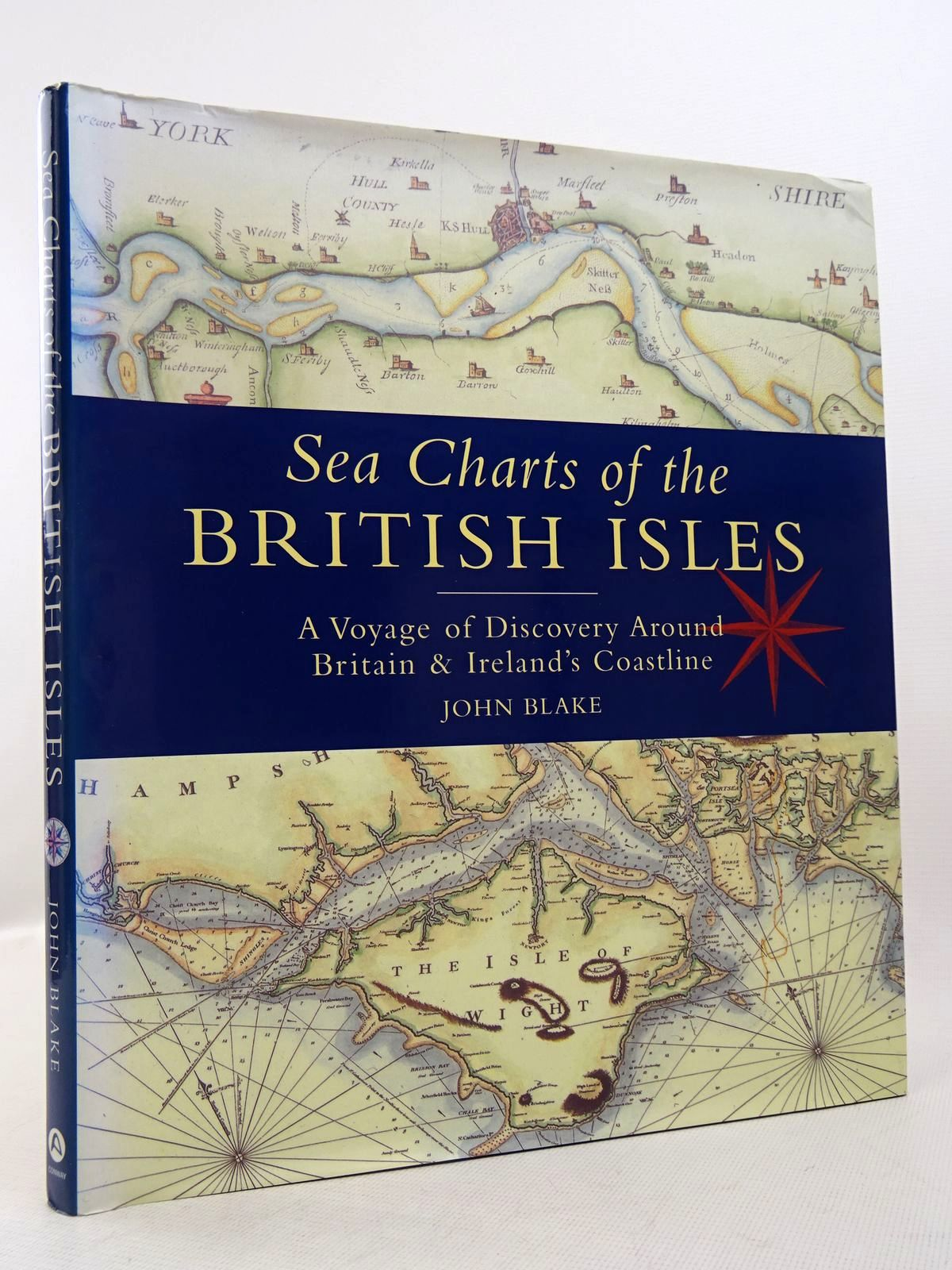 Photo of SEA CHARTS OF THE BRITISH ISLES written by Blake, John published by Conway Maritime Press (STOCK CODE: 1817101)  for sale by Stella & Rose's Books