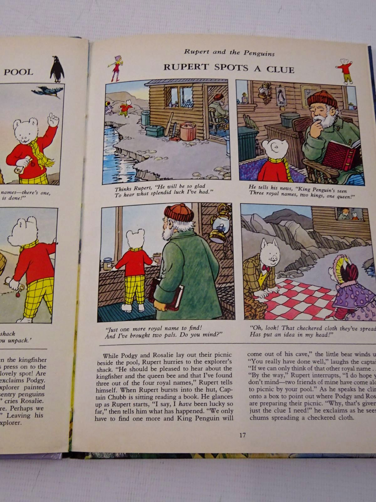 Photo of RUPERT ANNUAL 1979 illustrated by Harrold, John published by Daily Express (STOCK CODE: 1817122)  for sale by Stella & Rose's Books
