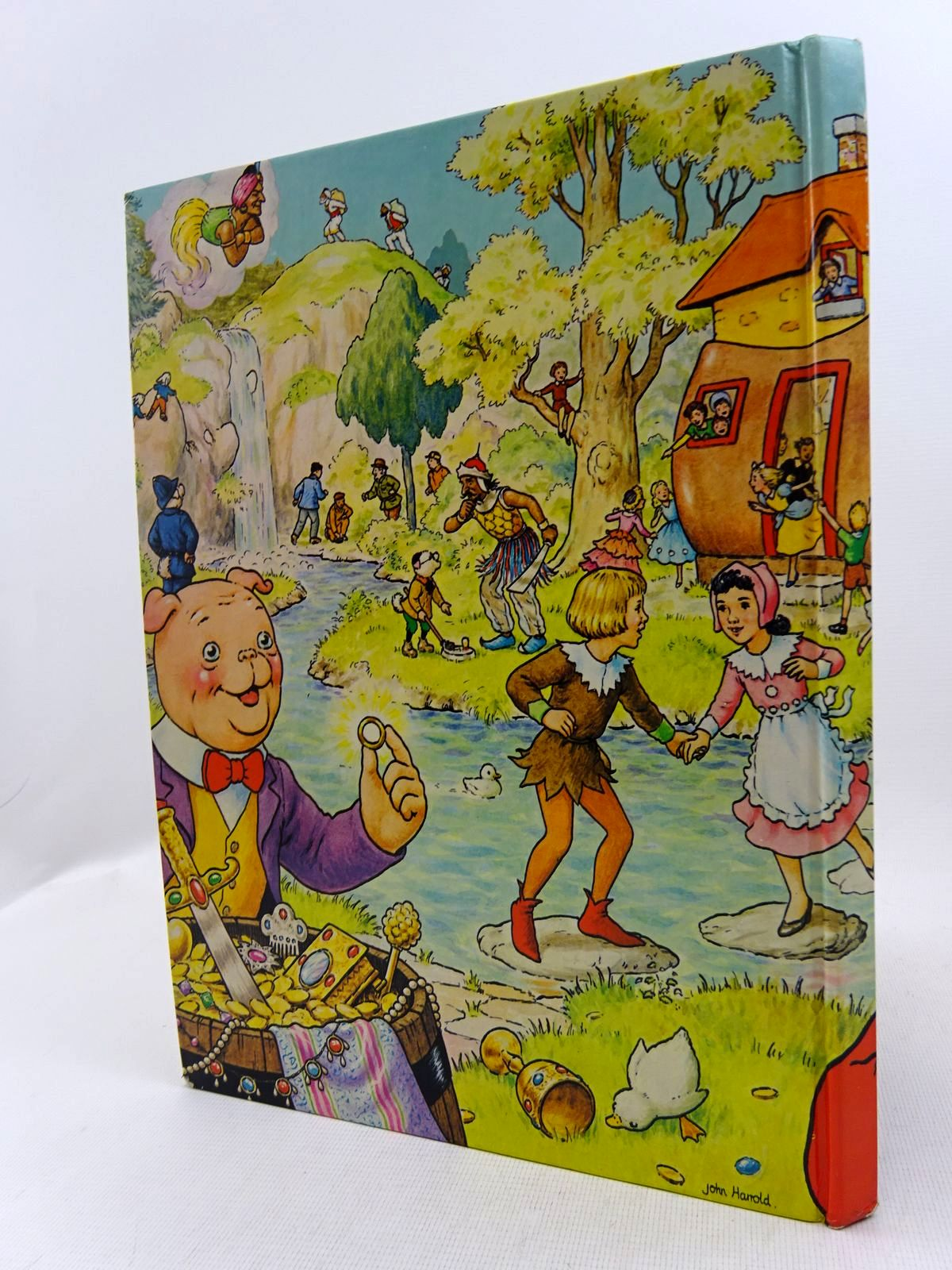 Photo of RUPERT ANNUAL 1981 illustrated by Harrold, John published by Express Newspapers Ltd. (STOCK CODE: 1817125)  for sale by Stella & Rose's Books