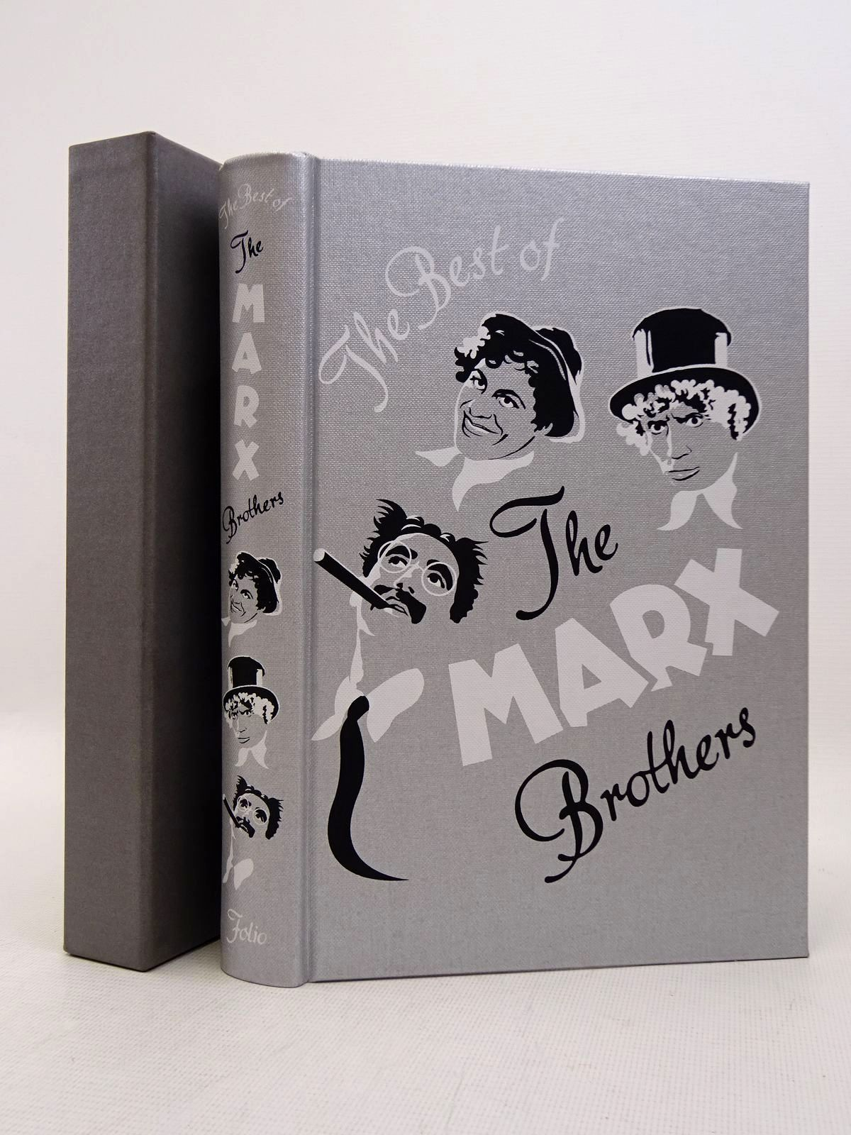 Photo of THE BEST OF THE MARX BROTHERS published by Folio Society (STOCK CODE: 1817127)  for sale by Stella & Rose's Books
