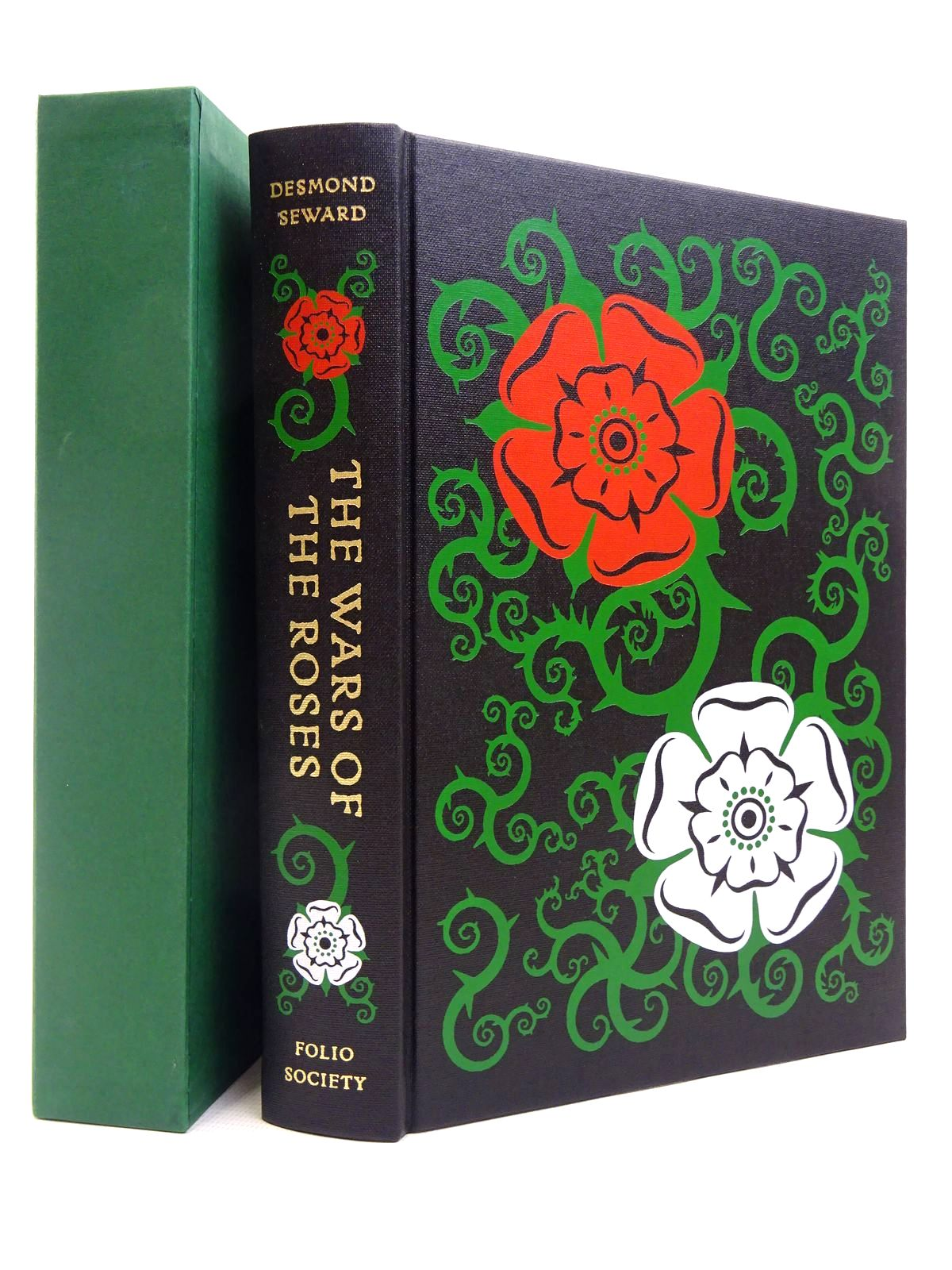 Photo of THE WARS OF THE ROSES written by Seward, Desmond published by Folio Society (STOCK CODE: 1817128)  for sale by Stella & Rose's Books
