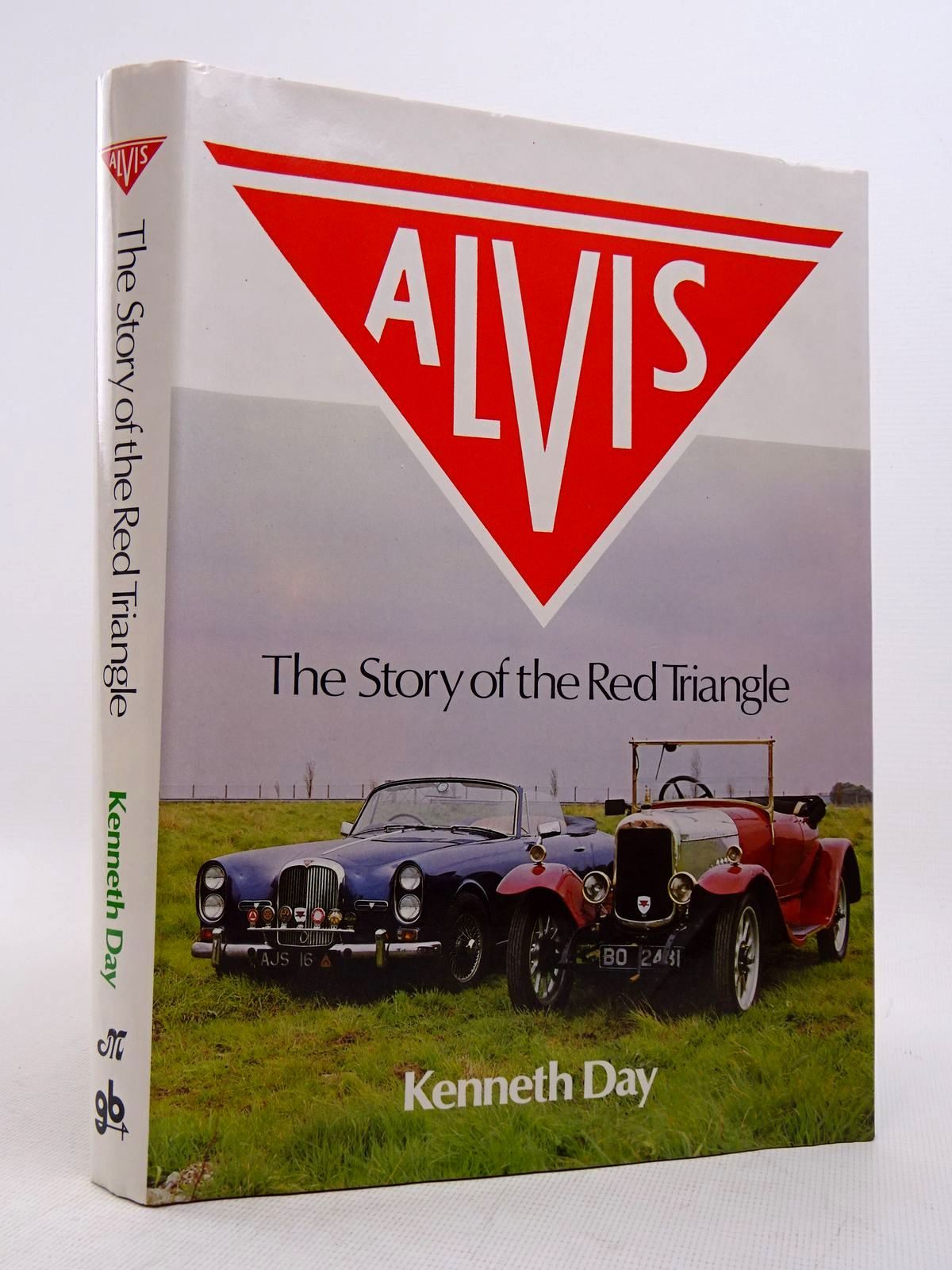 Photo of ALVIS THE STORY OF THE RED TRIANGLE written by Day, Kenneth published by Gentry Books (STOCK CODE: 1817137)  for sale by Stella & Rose's Books