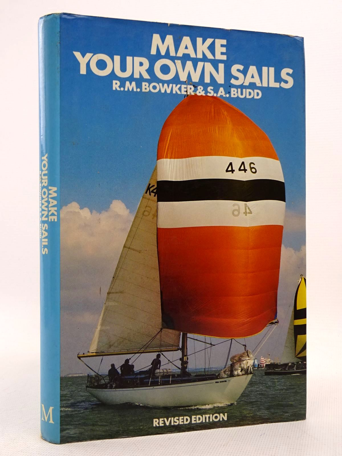 Photo of MAKE YOUR OWN SAILS written by Bowker, R.M. Budd, S.A. published by MacMillan (STOCK CODE: 1817142)  for sale by Stella & Rose's Books