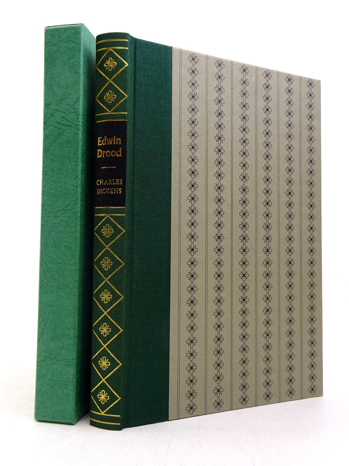 Photo of THE MYSTERY OF EDWIN DROOD written by Dickens, Charles illustrated by Keeping, Charles published by Folio Society (STOCK CODE: 1817221)  for sale by Stella & Rose's Books