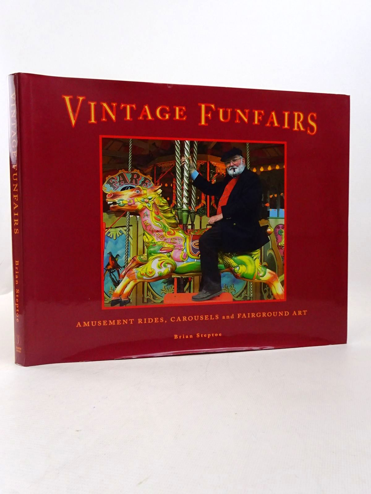 Photo of VINTAGE FUNFAIRS AMUSEMENT RIDES, CAROUSELS AND FAIRGROUND ART- Stock Number: 1817235