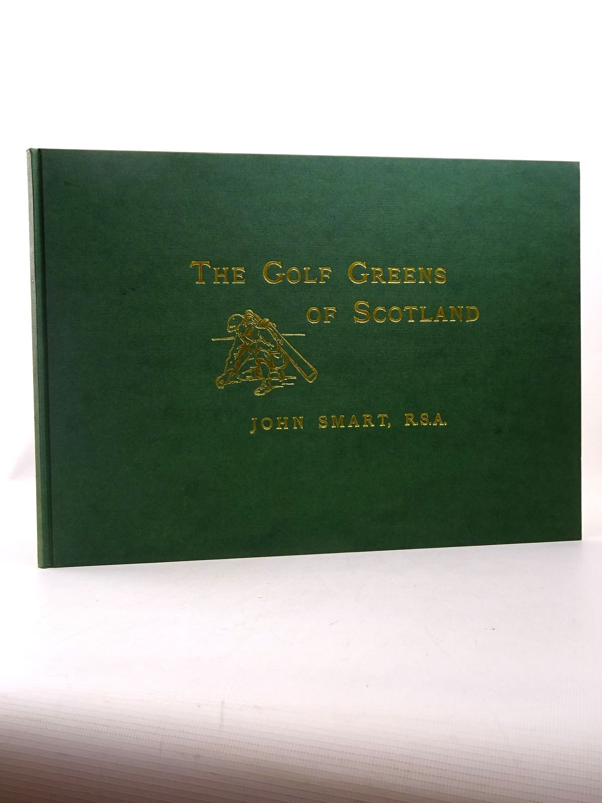 Photo of A ROUND OF THE LINKS: VIEWS OF THE GOLF GREENS OF SCOTLAND written by Hobbs, Michael illustrated by Smart, John Aikman, George published by Harry Margary (STOCK CODE: 1817240)  for sale by Stella & Rose's Books