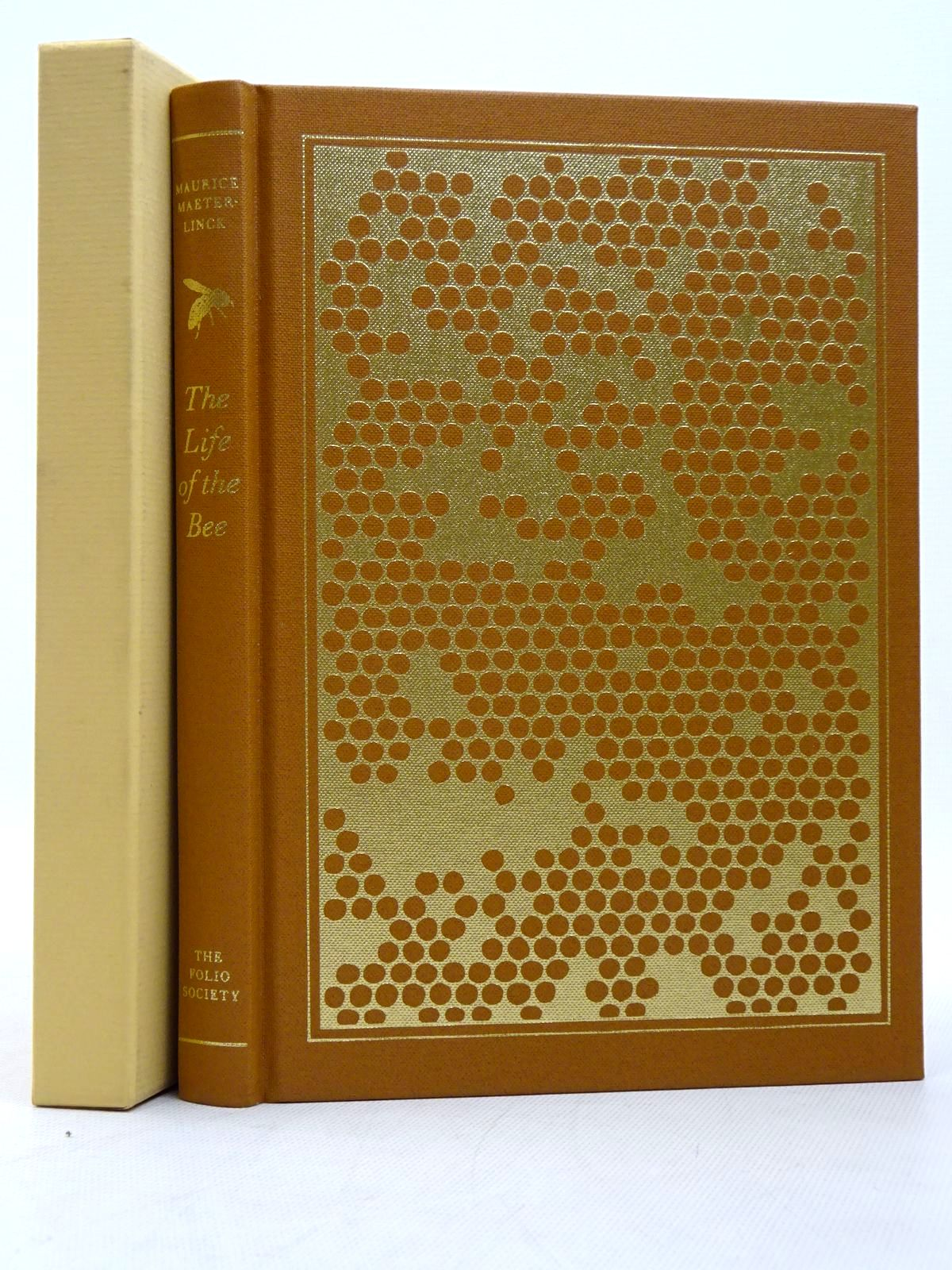 Photo of THE LIFE OF THE BEE written by Maeterlinck, Maurice Heath-Stubbs, John illustrated by Hartley, Wilf published by Folio Society (STOCK CODE: 1817275)  for sale by Stella & Rose's Books