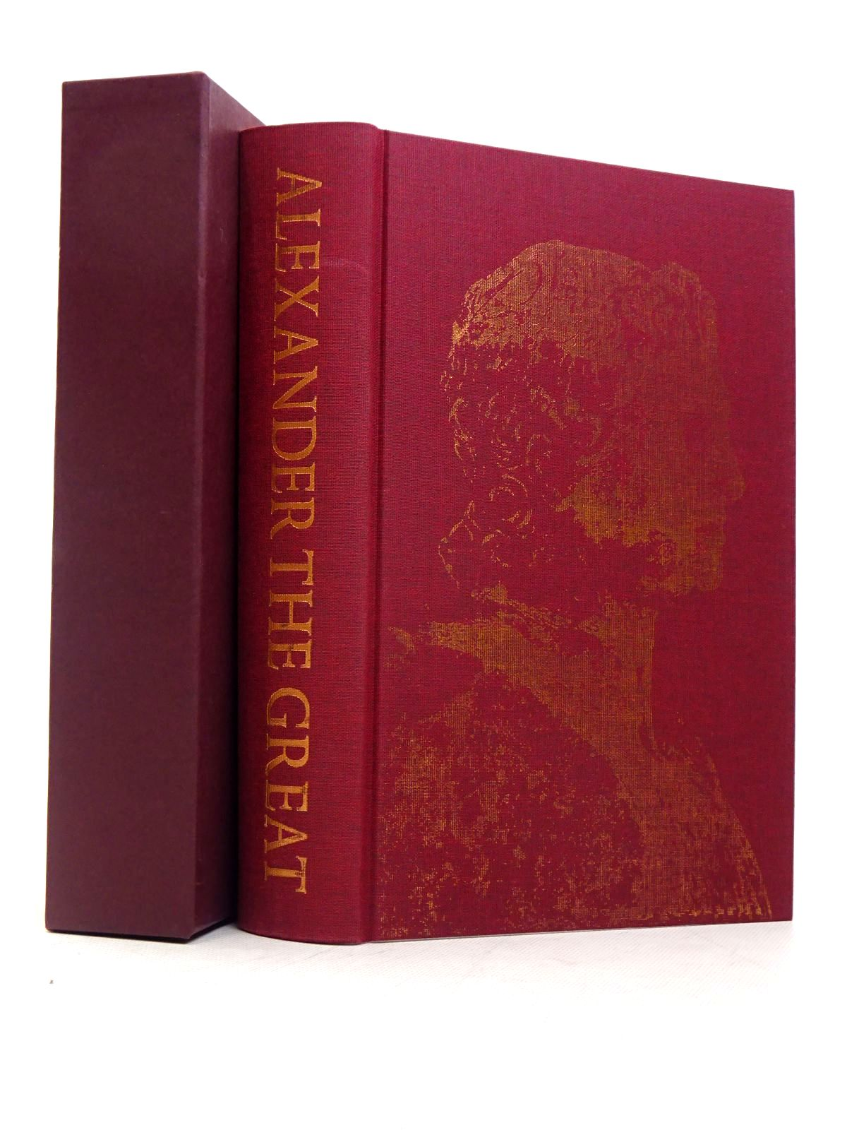 Photo of ALEXANDER THE GREAT written by Fox, Robin Lane published by Folio Society (STOCK CODE: 1817276)  for sale by Stella & Rose's Books