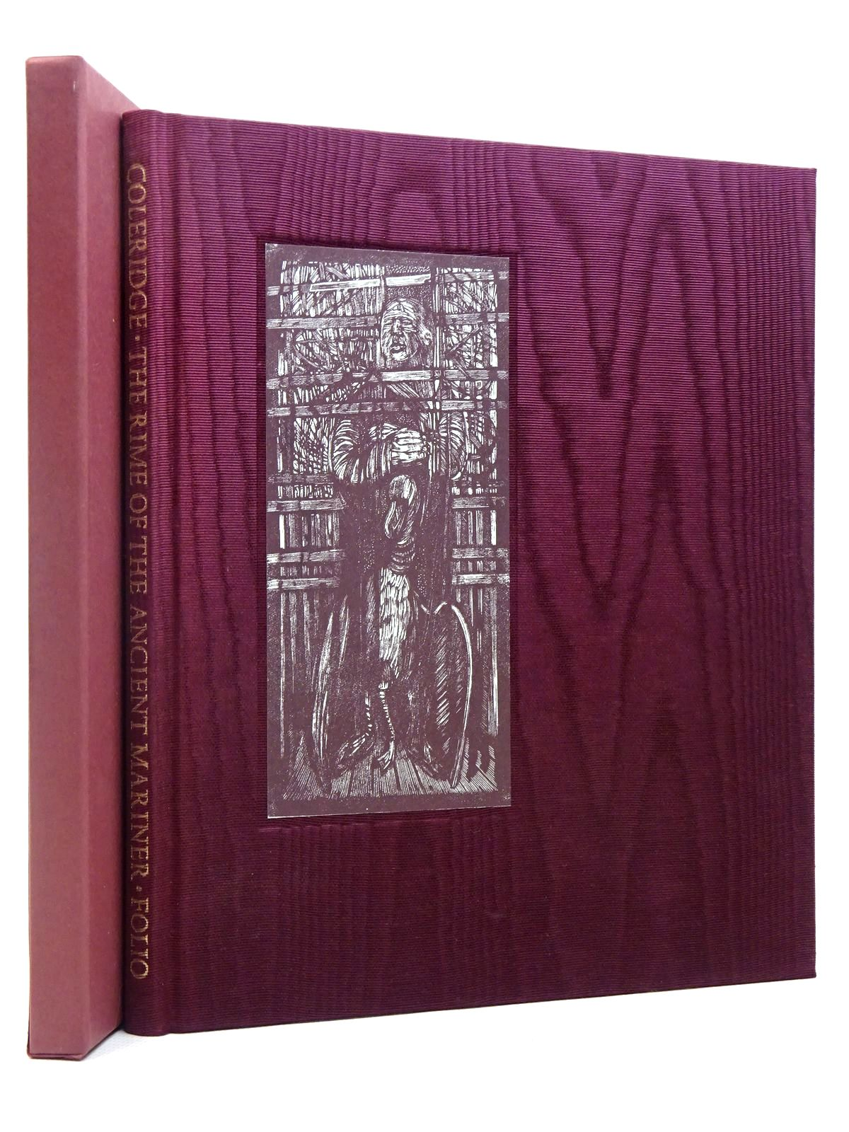 Photo of THE RIME OF THE ANCIENT MARINER written by Coleridge, Samuel Taylor illustrated by Palmer, Garrick published by Folio Society (STOCK CODE: 1817284)  for sale by Stella & Rose's Books