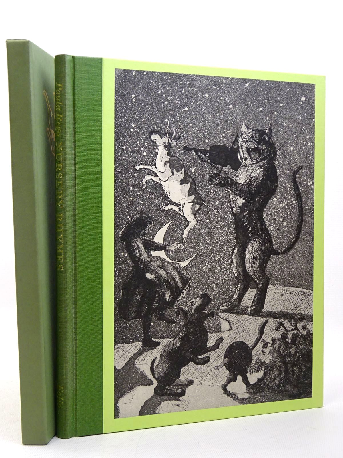 Photo of NURSERY RHYMES illustrated by Rego, Paula published by Folio Society (STOCK CODE: 1817285)  for sale by Stella & Rose's Books
