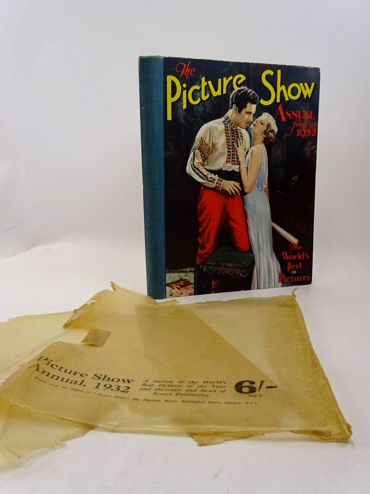 Photo of PICTURE SHOW ANNUAL 1932- Stock Number: 1817304