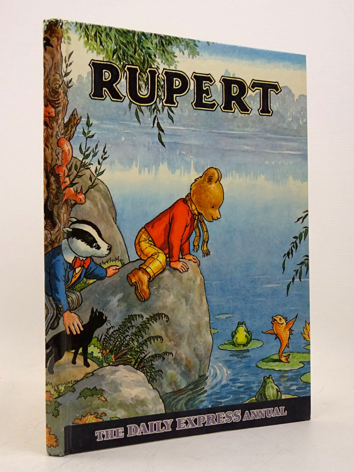 Photo of RUPERT ANNUAL 1969 written by Bestall, Alfred illustrated by Bestall, Alfred published by Daily Express (STOCK CODE: 1817336)  for sale by Stella & Rose's Books