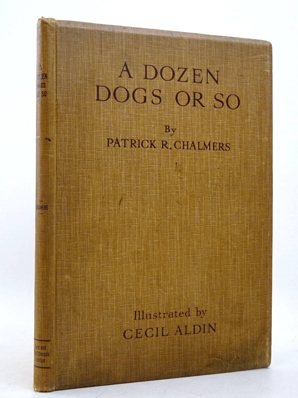 Photo of A DOZEN DOGS OR SO- Stock Number: 1817337