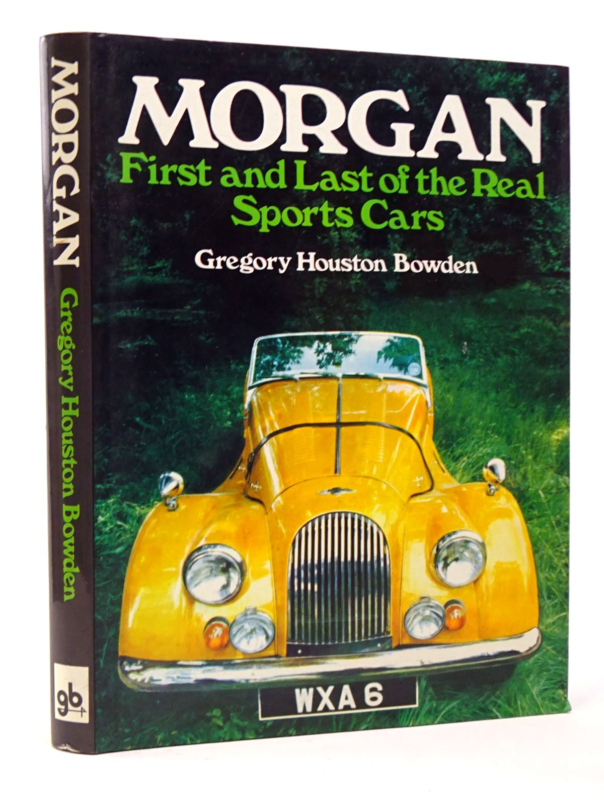 Photo of MORGAN FIRST AND LAST OF THE REAL SPORTS CARS- Stock Number: 1817370