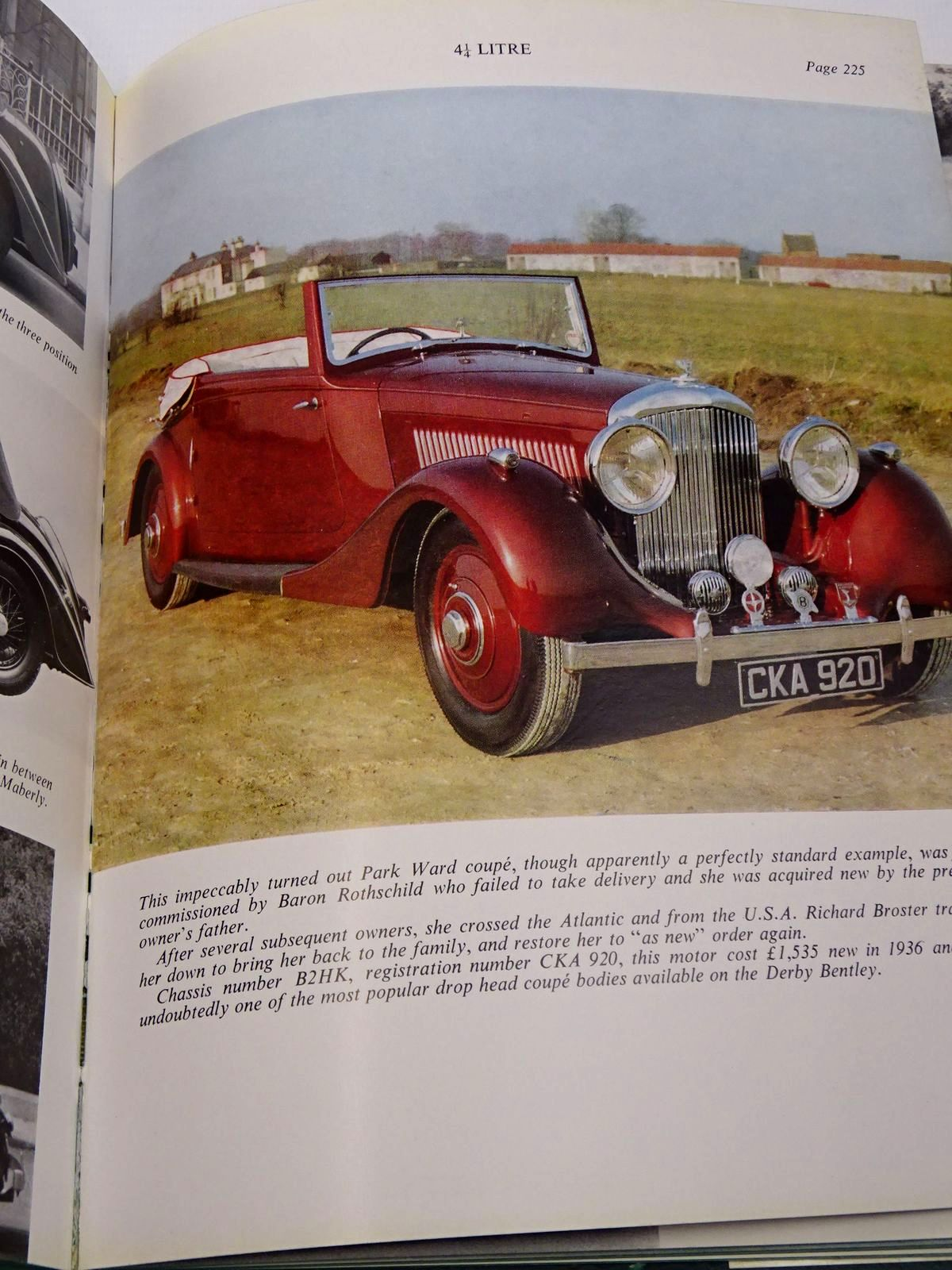 Photo of BENTLEY FIFTY YEARS OF THE MARQUE written by Green, Johnnie published by Dalton Watson (STOCK CODE: 1817371)  for sale by Stella & Rose's Books