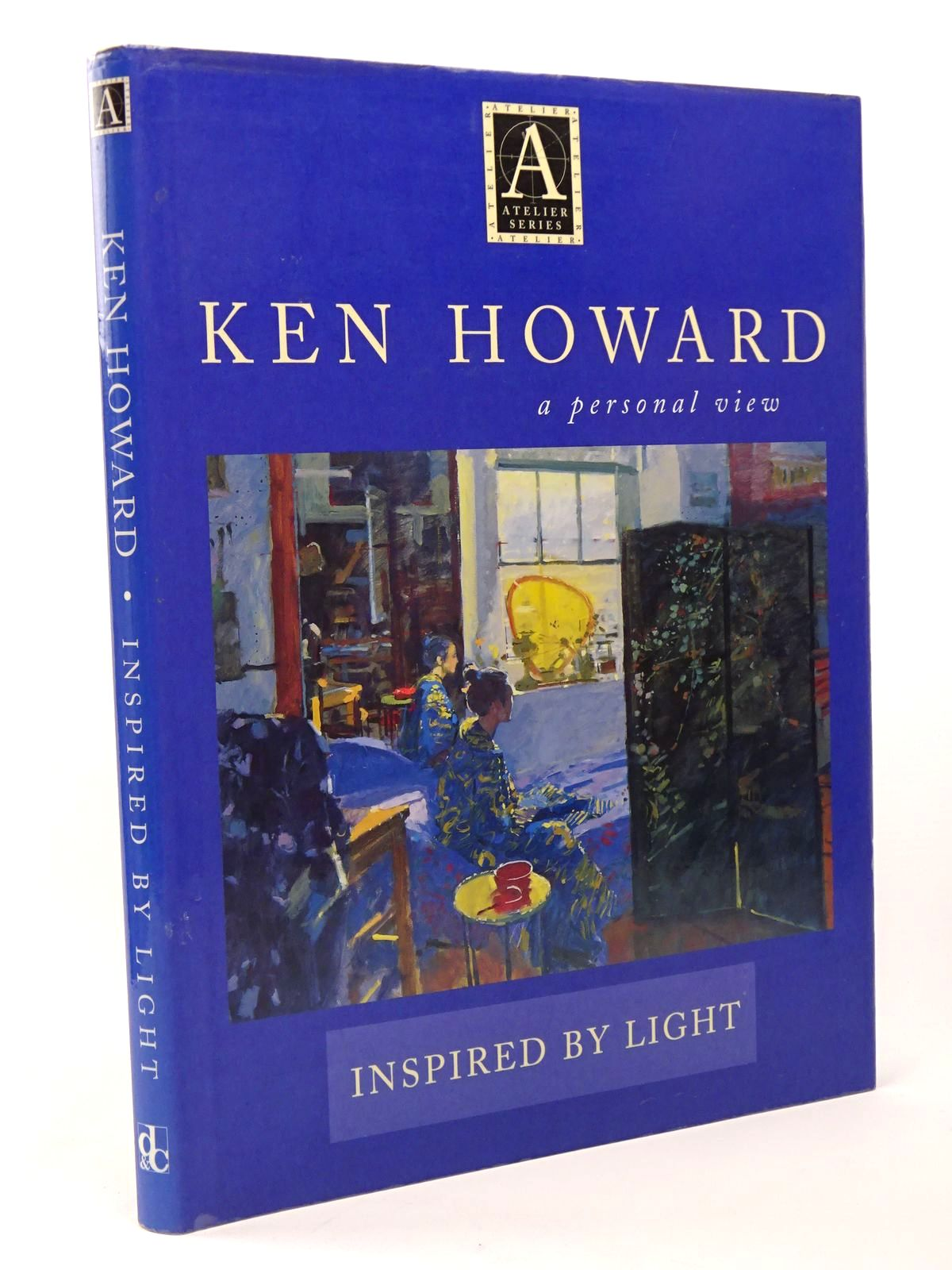 Photo of INSPIRED BY LIGHT: A PERSONAL VIEW written by Howard, Ken Bulgin, Sally illustrated by Howard, Ken published by David & Charles (STOCK CODE: 1817389)  for sale by Stella & Rose's Books