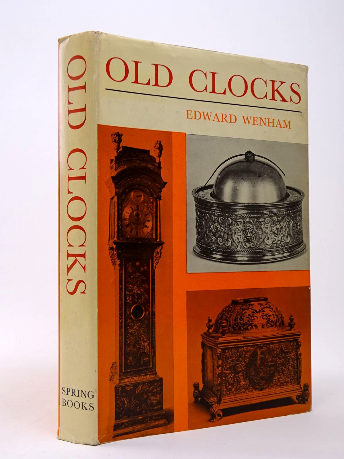 Photo of OLD CLOCKS FOR MODERN USE- Stock Number: 1817427