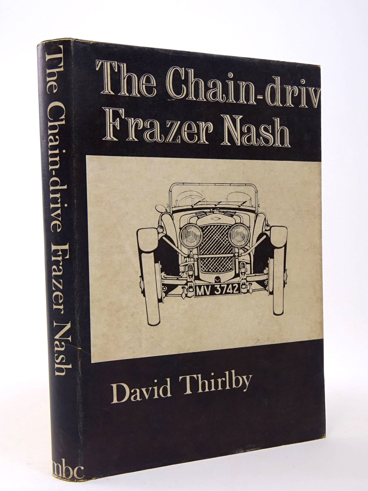 Photo of THE CHAIN-DRIVE FRAZER NASH- Stock Number: 1817436