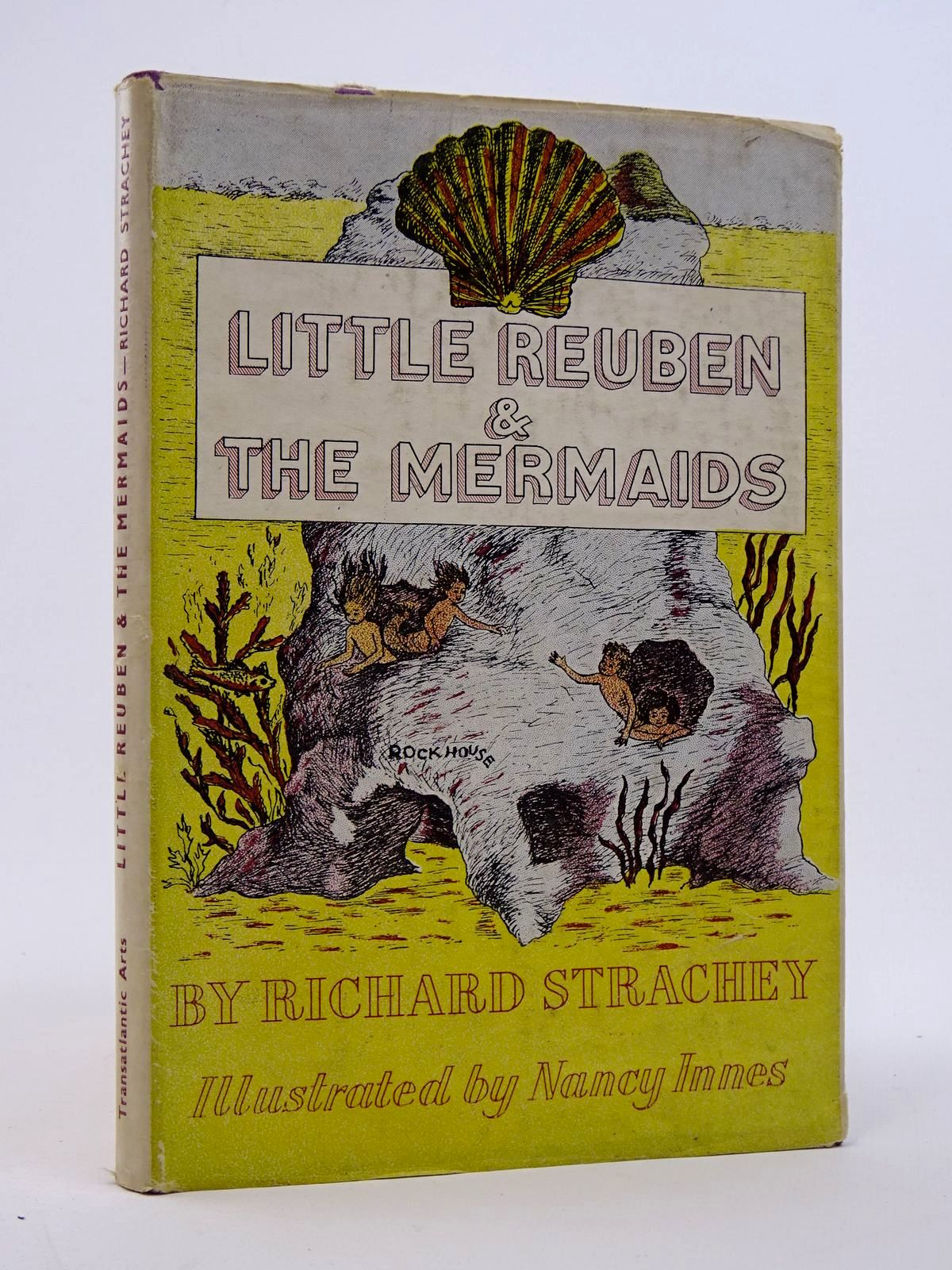 Photo of LITTLE REUBEN AND THE MERMAIDS AND LITTLE REUBEN STORIES written by Strachey, Richard illustrated by Innes, Nancy published by Transatlantic Arts Ltd. (STOCK CODE: 1817441)  for sale by Stella & Rose's Books