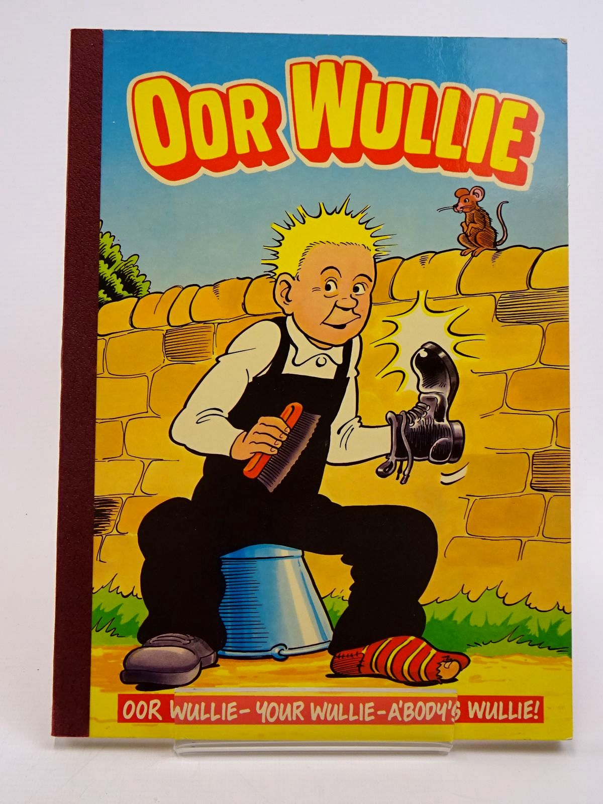Photo of OOR WULLIE 1989- Stock Number: 1817460