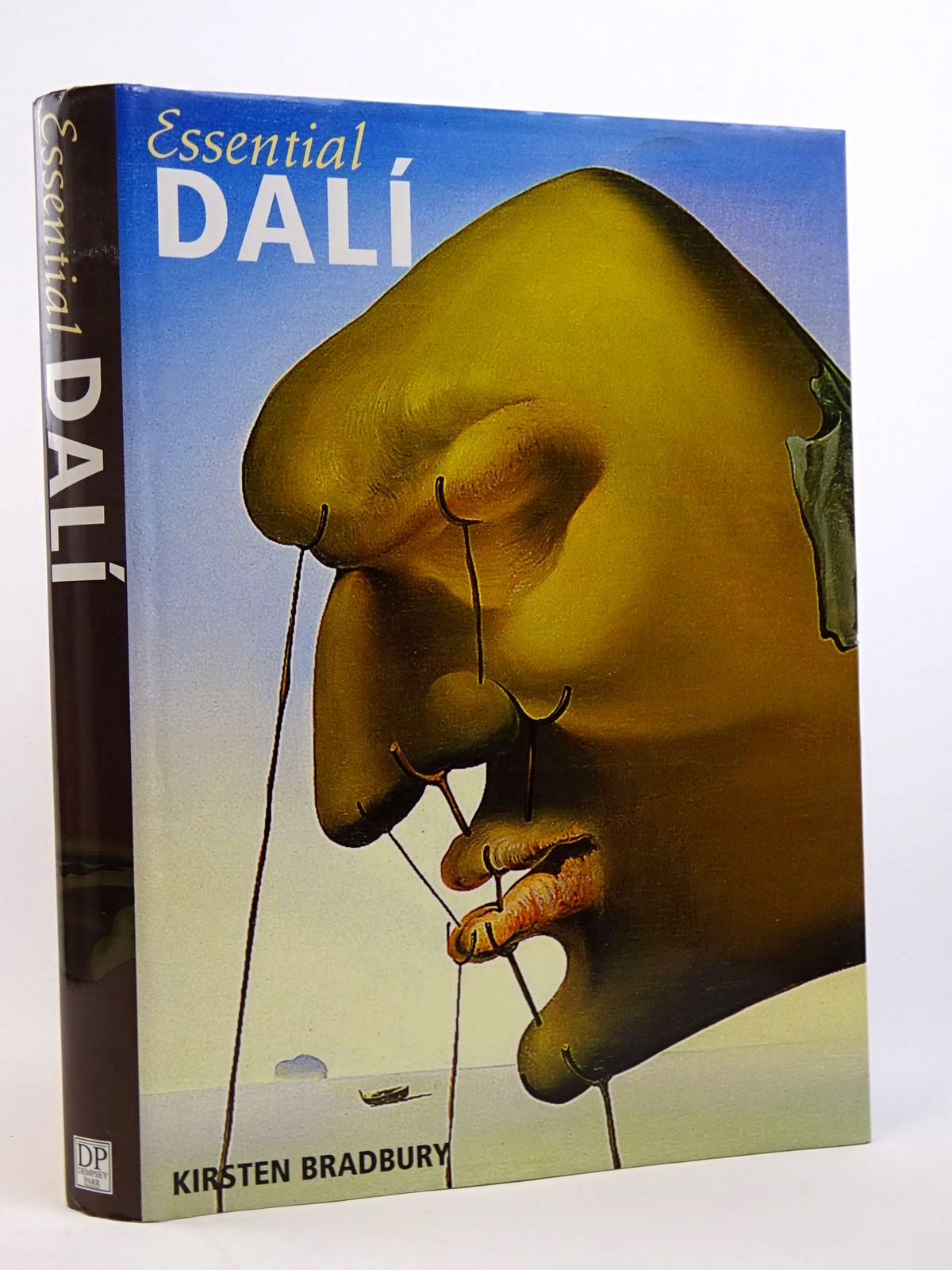 Photo of ESSENTIAL DALI written by Bradbury, Kirsten illustrated by Dali, Salvador published by Dempsey Parr (STOCK CODE: 1817461)  for sale by Stella & Rose's Books