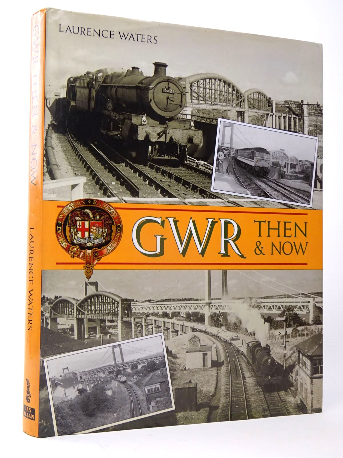 Photo of GWR THEN & NOW written by Waters, Laurence published by Ian Allan (STOCK CODE: 1817483)  for sale by Stella & Rose's Books