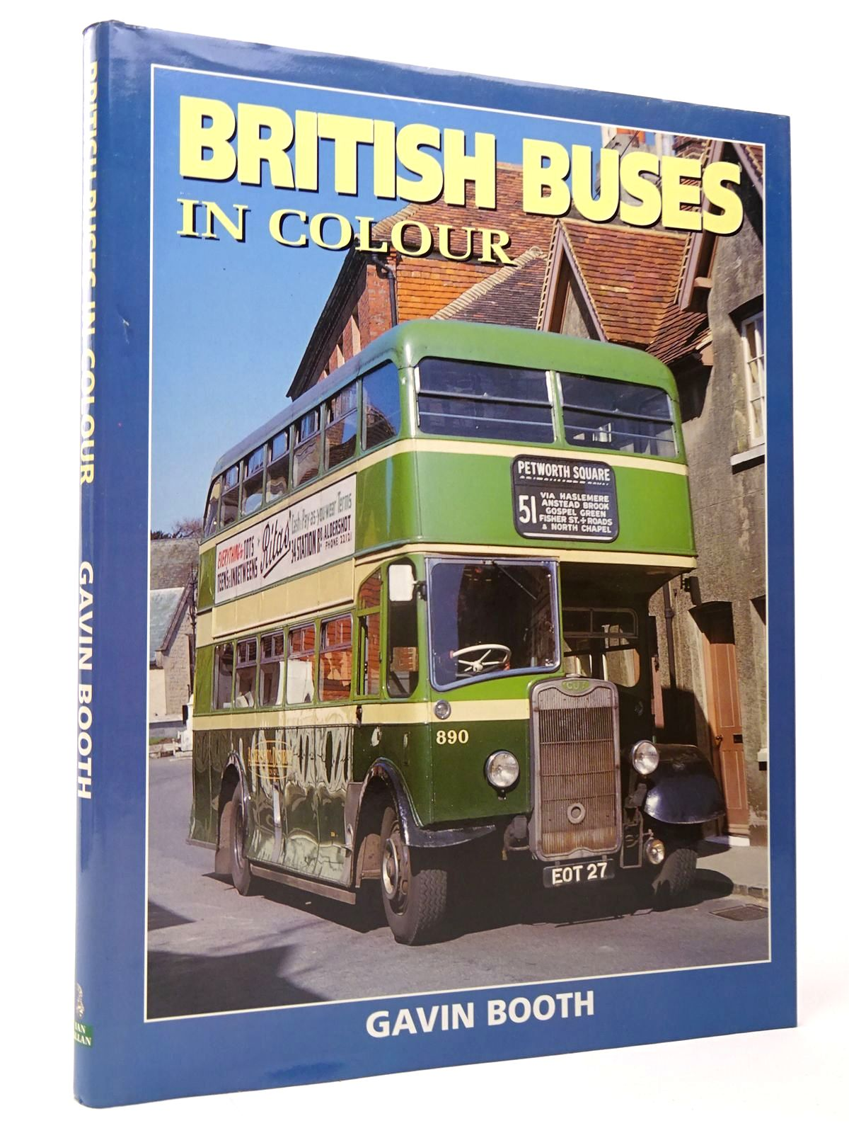 Photo of BRITISH BUSES IN COLOUR- Stock Number: 1817491