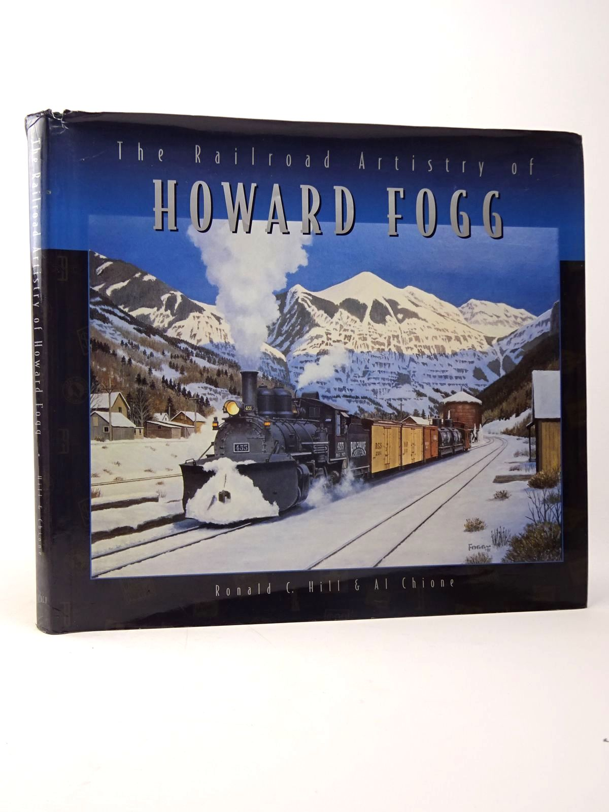 Photo of THE RAILROAD ARTISTRY OF HOWARD FOGG- Stock Number: 1817500