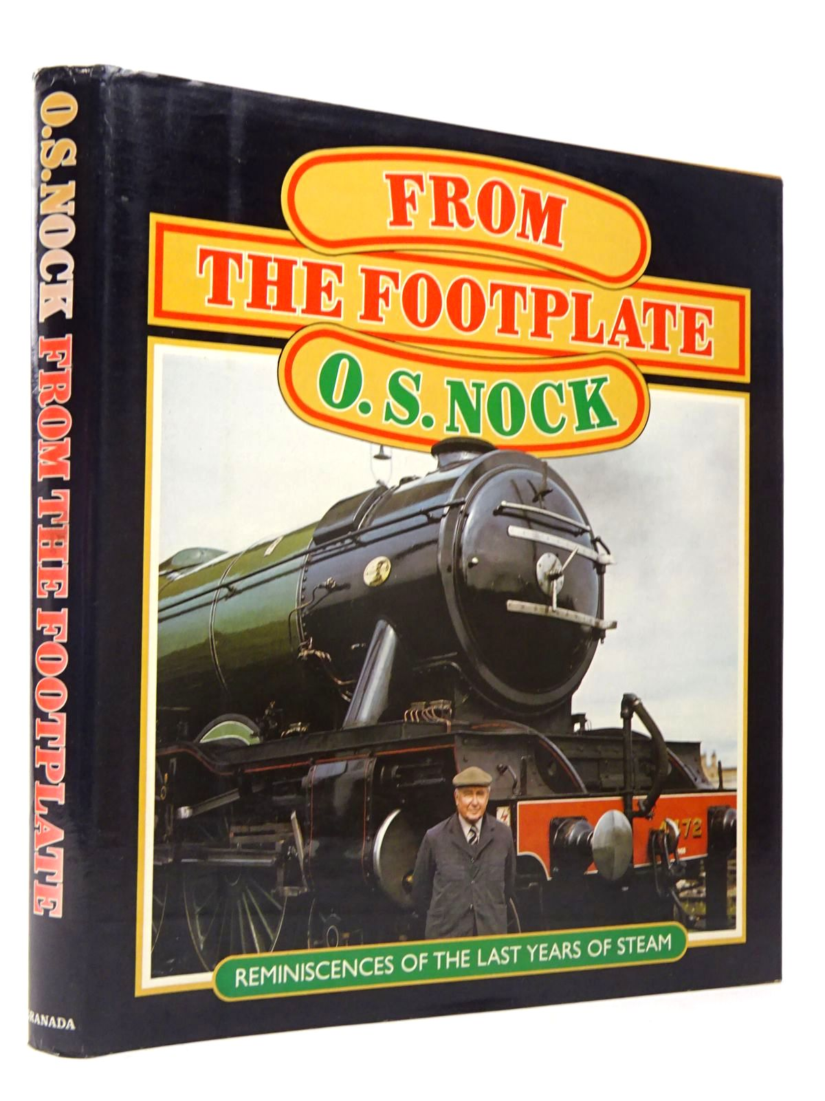 Photo of FROM THE FOOTPLATE: REMINISCENCES OF THE LAST YEARS OF STEAM- Stock Number: 1817510