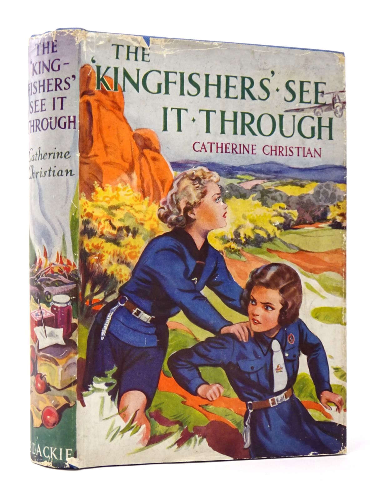 Photo of THE KINGFISHERS SEE IT THROUGH- Stock Number: 1817517