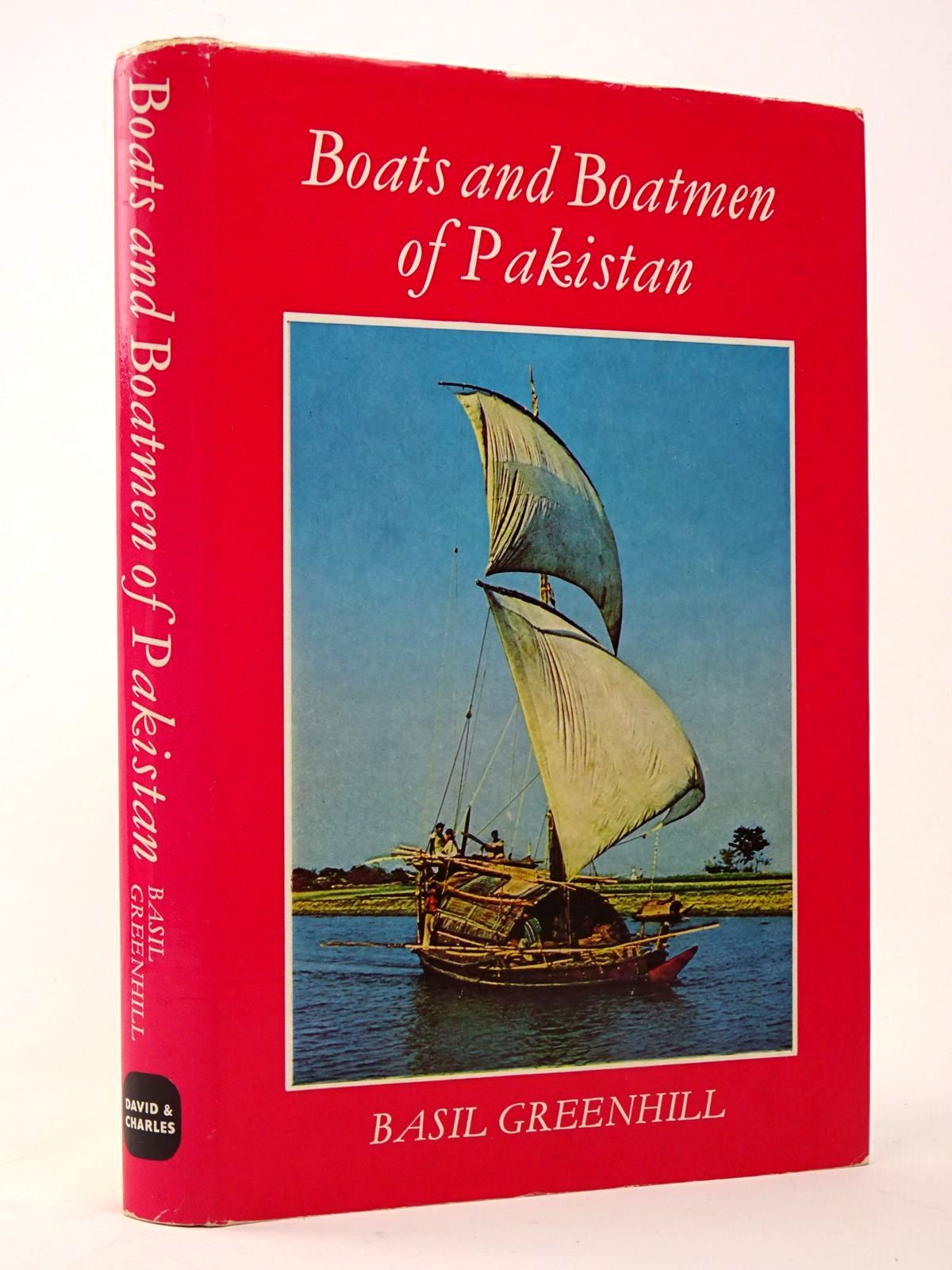 Photo of BOATS AND BOATMEN OF PAKISTAN- Stock Number: 1817537