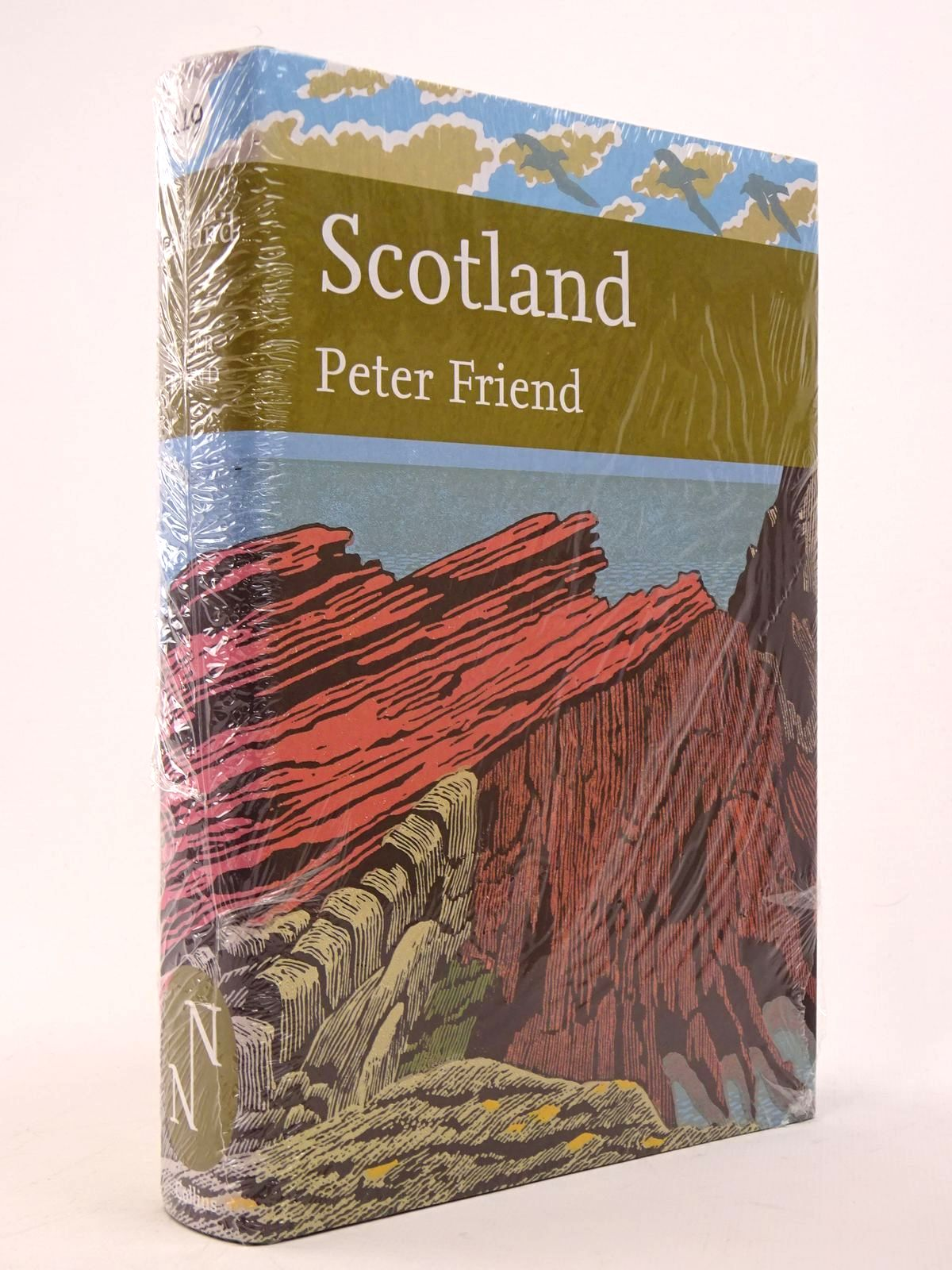 Photo of SCOTLAND (NN 119) written by Friend, Peter published by Collins (STOCK CODE: 1817560)  for sale by Stella & Rose's Books