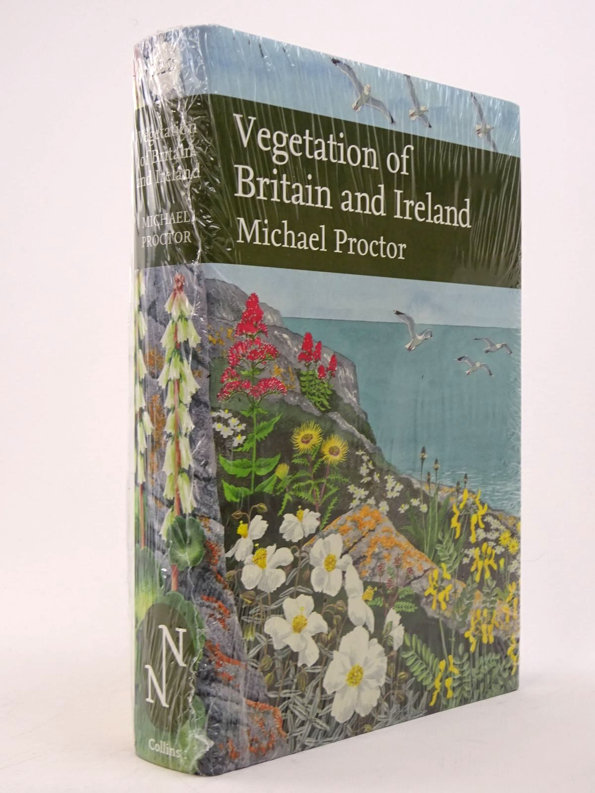 Photo of VEGETATION OF BRITAIN AND IRELAND (NN 122) written by Proctor, Michael published by William Collins (STOCK CODE: 1817562)  for sale by Stella & Rose's Books