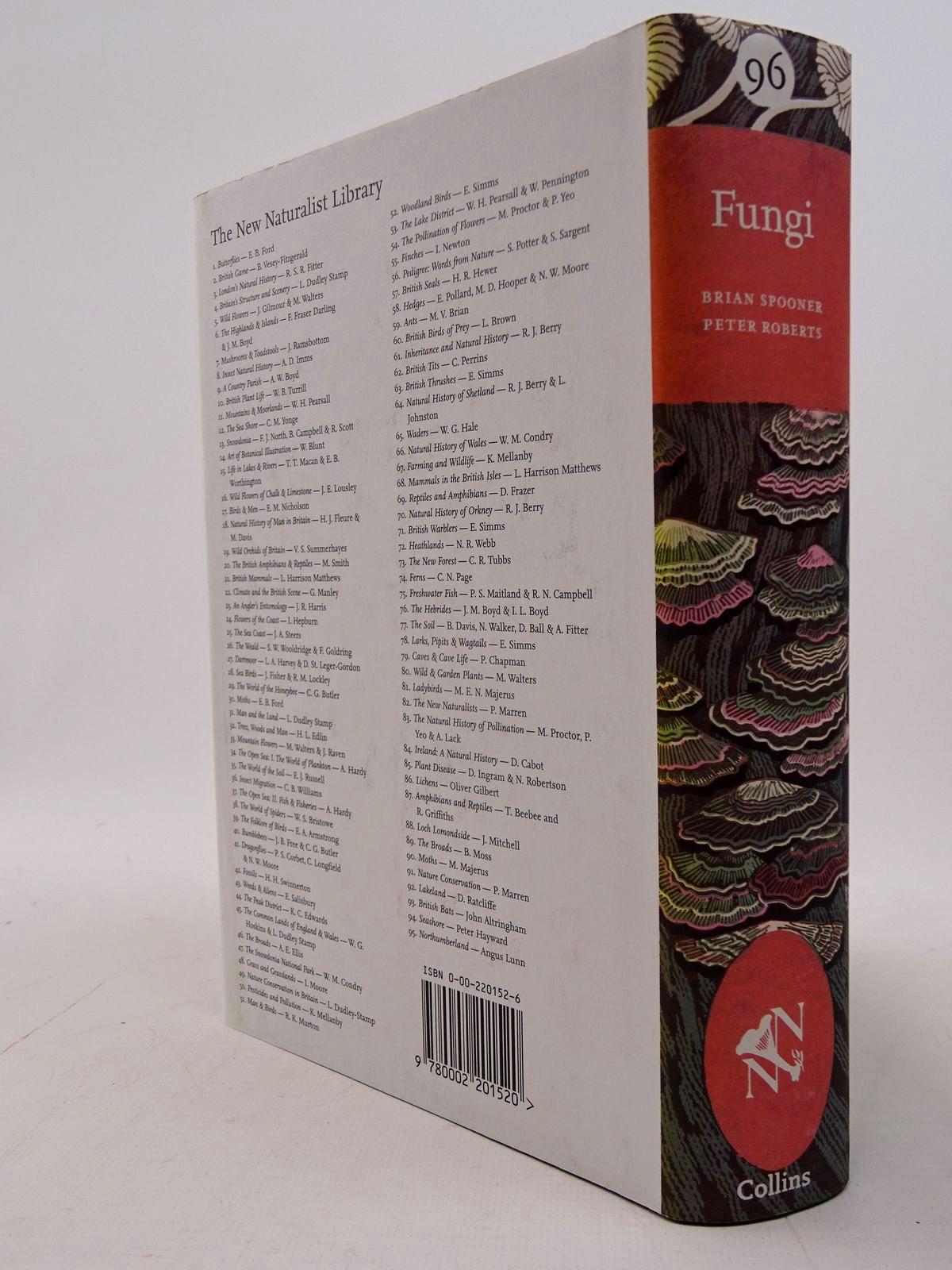 Photo of FUNGI (NN 96) written by Spooner, Brian Roberts, Peter published by Collins (STOCK CODE: 1817566)  for sale by Stella & Rose's Books