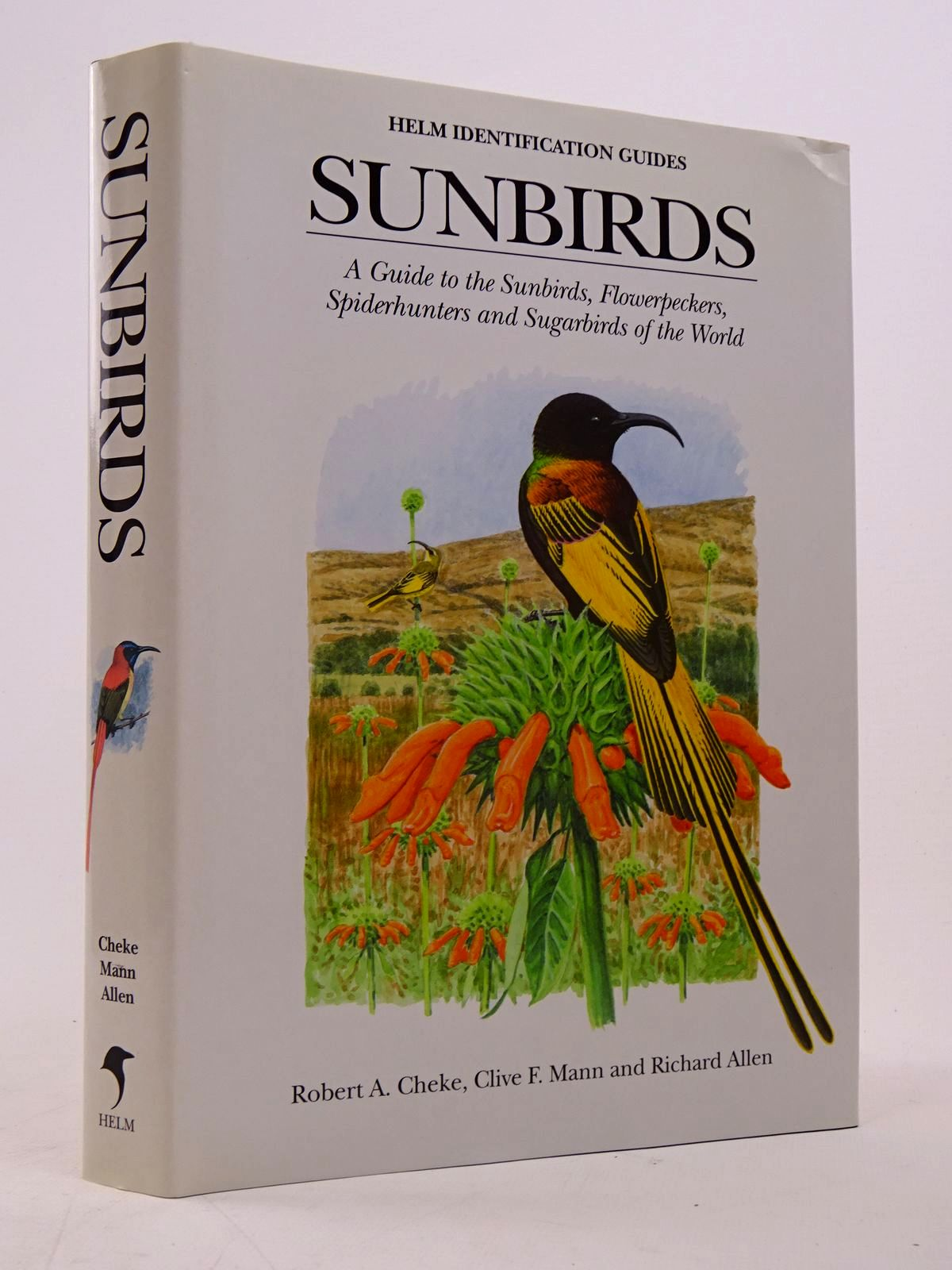 Photo of SUNBIRDS (HELM INDENTIFCATION GUIDES)- Stock Number: 1817577