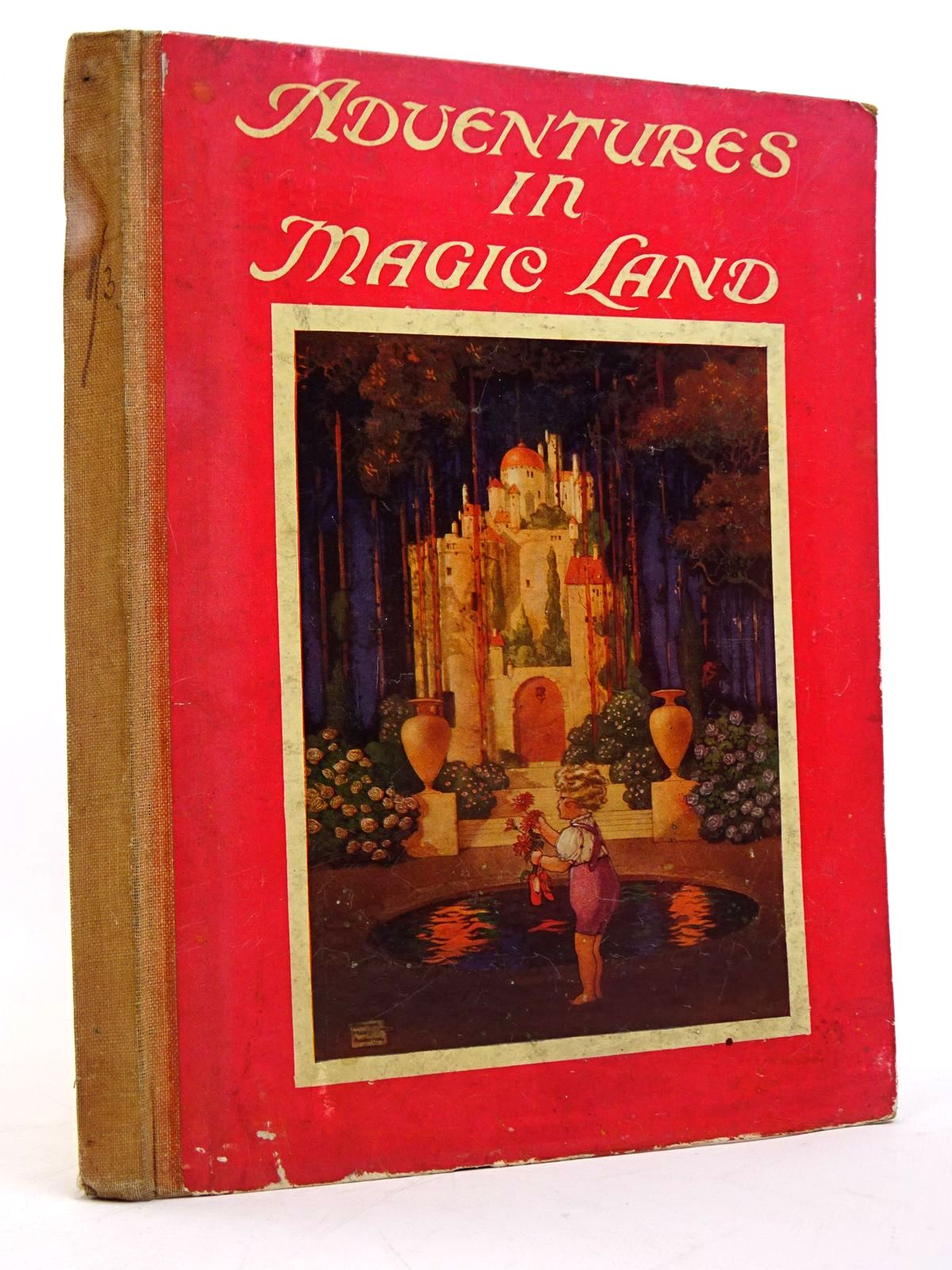 Photo of ADVENTURES IN MAGIC LAND AND OTHER TALES written by Black, Dorothy illustrated by Anderson, Florence Mary published by J. Coker & Co. Ltd. (STOCK CODE: 1817583)  for sale by Stella & Rose's Books
