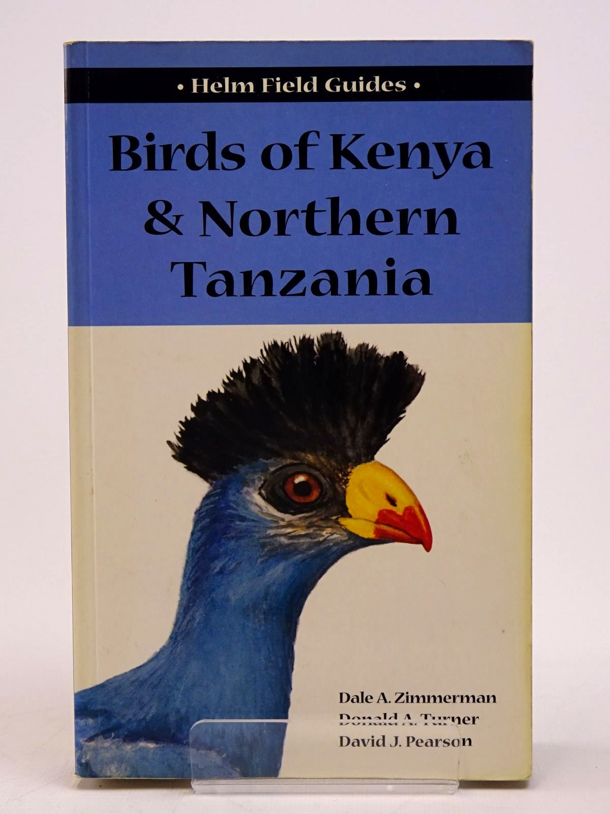 Photo of BIRDS OF KENYA & NORTHERN TANZANIA (HELM FIELD GUIDES)- Stock Number: 1817598